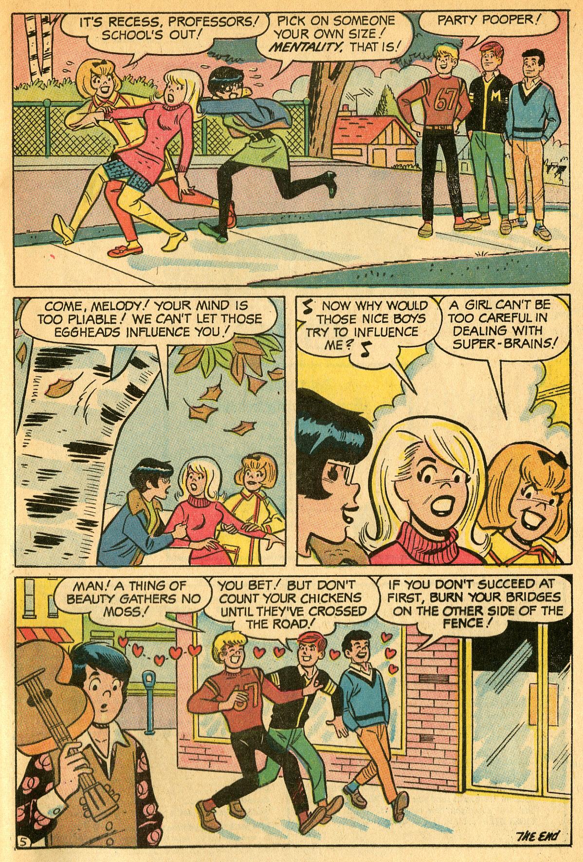 Read online She's Josie comic -  Issue #33 - 33