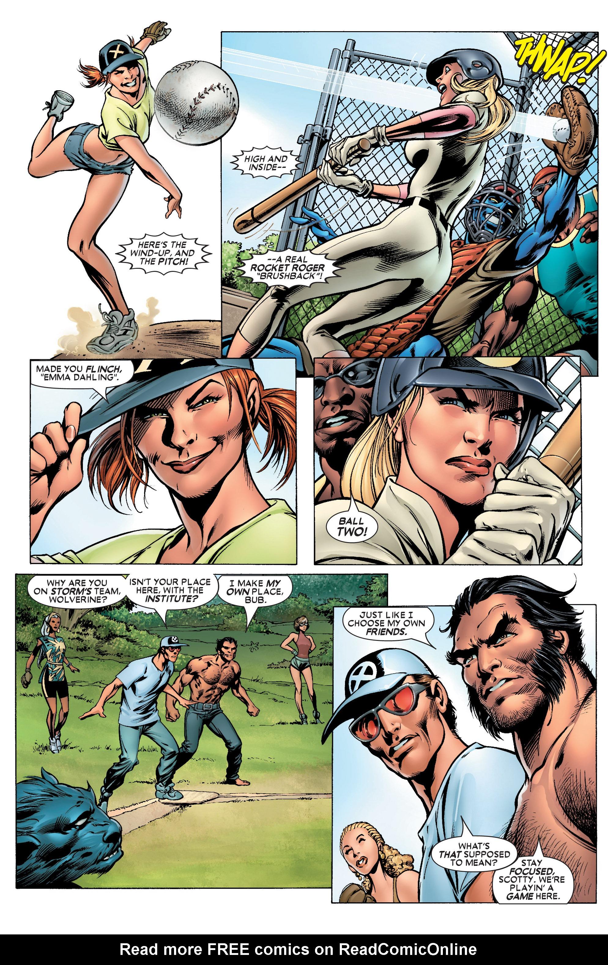 Read online Uncanny X-Men (1963) comic -  Issue #444 - 4
