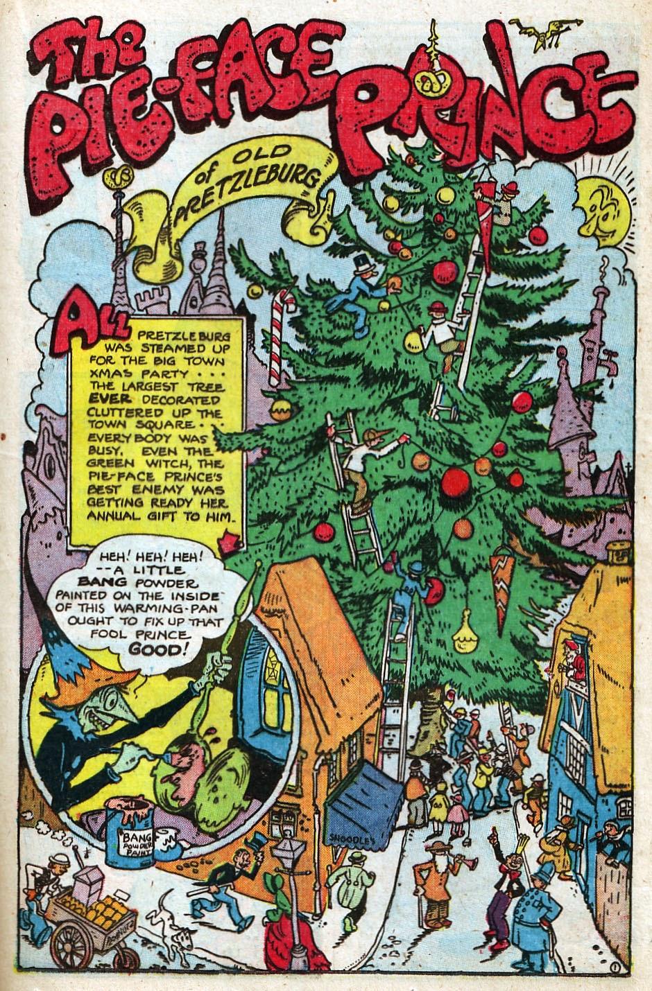 Jingle Jangle Comics issue 42 - Page 37