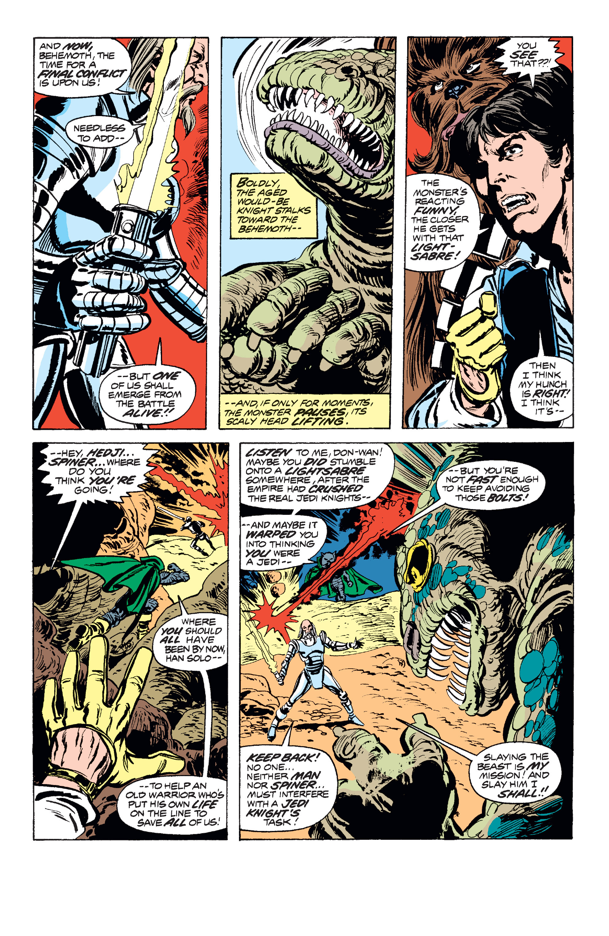 Read online Star Wars Omnibus comic -  Issue # Vol. 13 - 182