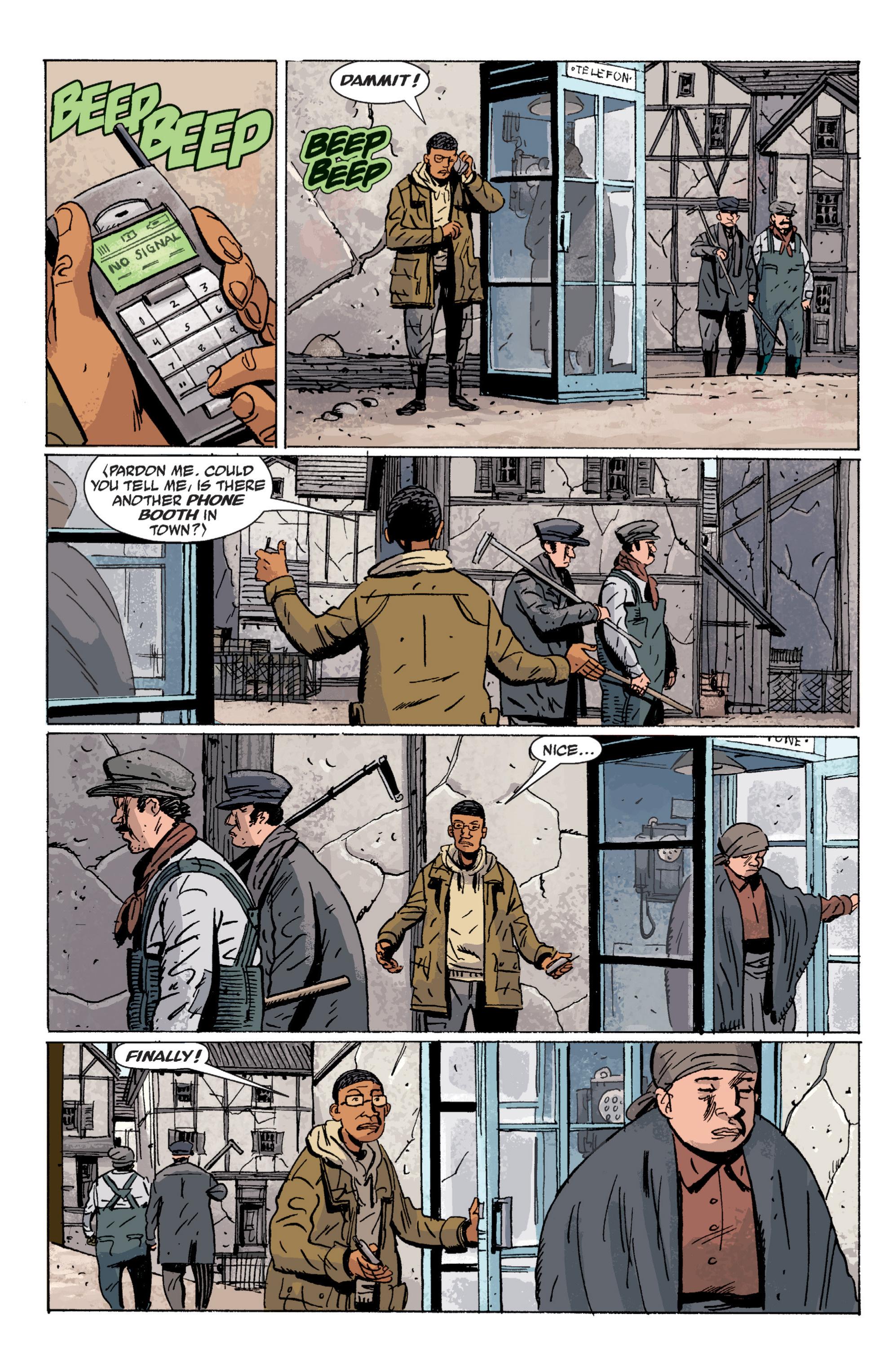Read online B.P.R.D. (2003) comic -  Issue # TPB 6 - 27