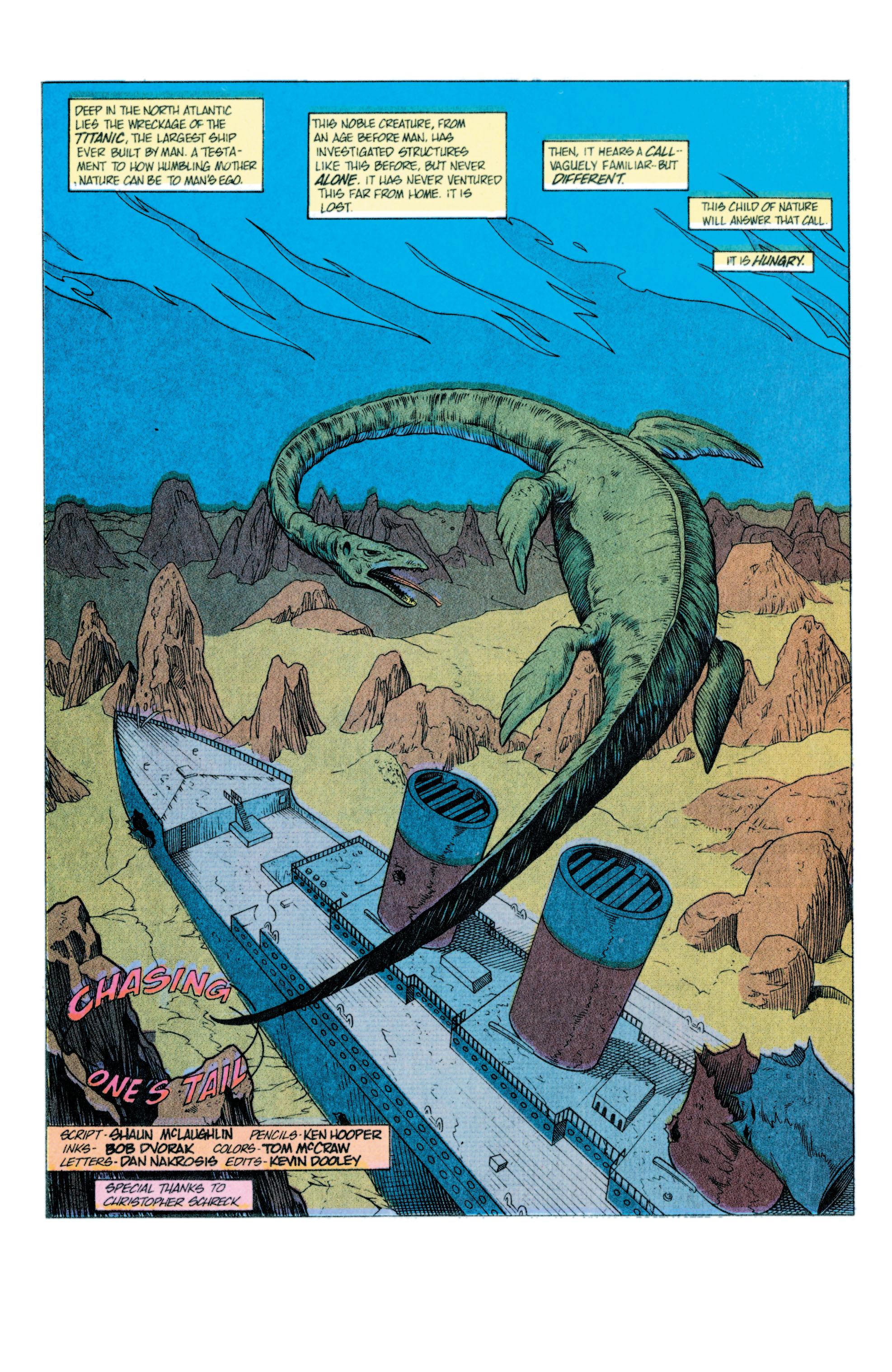 Read online Aquaman (1991) comic -  Issue #11 - 2