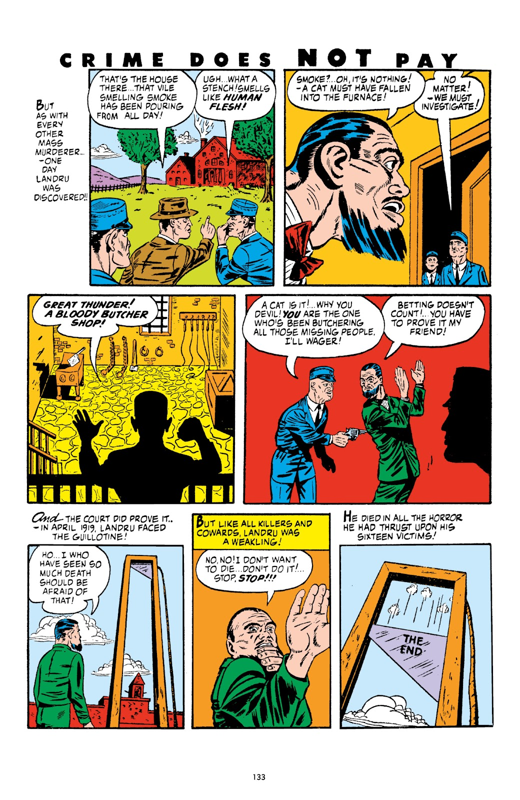 Read online Crime Does Not Pay Archives comic -  Issue # TPB 4 (Part 2) - 33