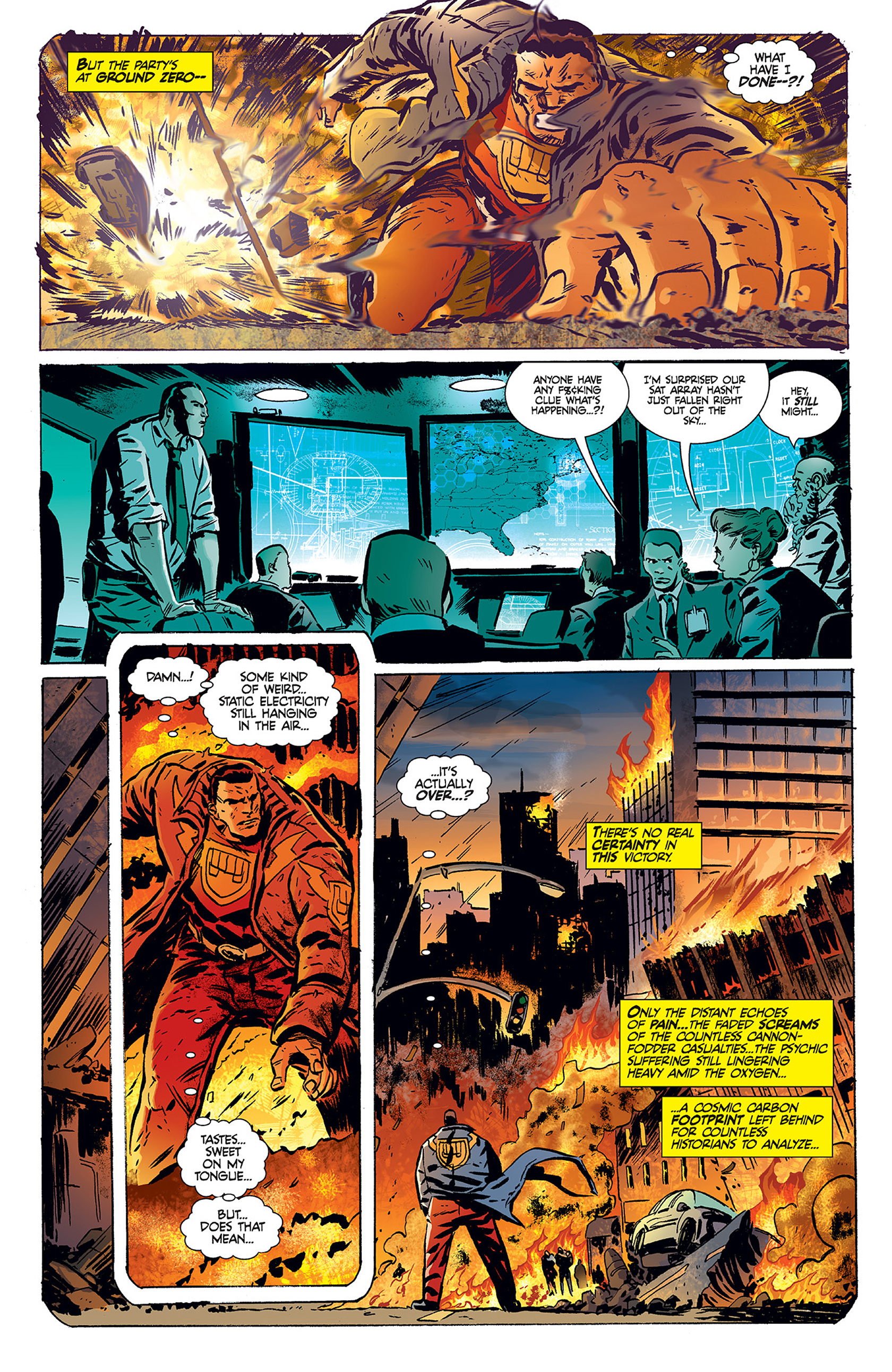 Read online Catalyst Comix comic -  Issue #1 - 13