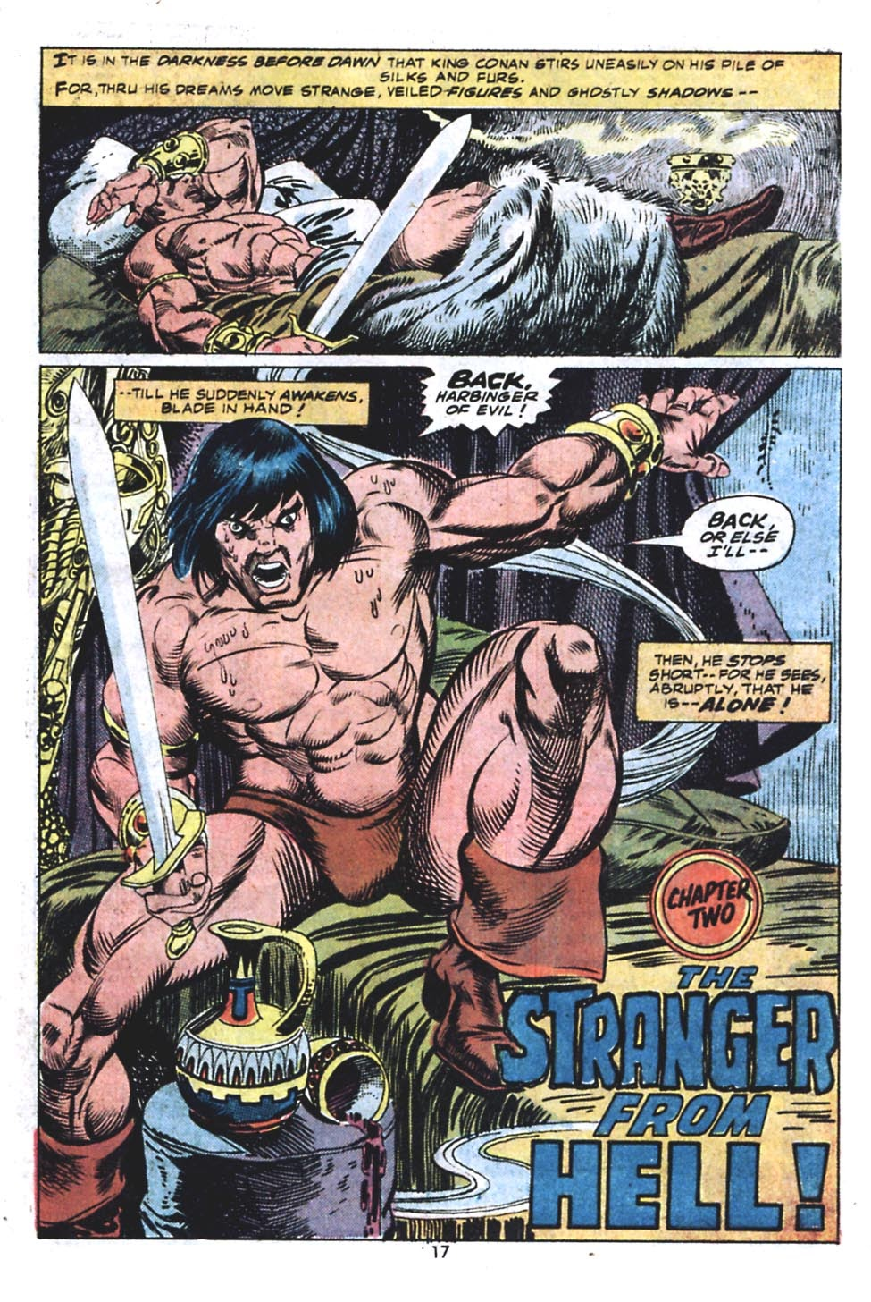Giant-Size Conan issue 1 - Page 15