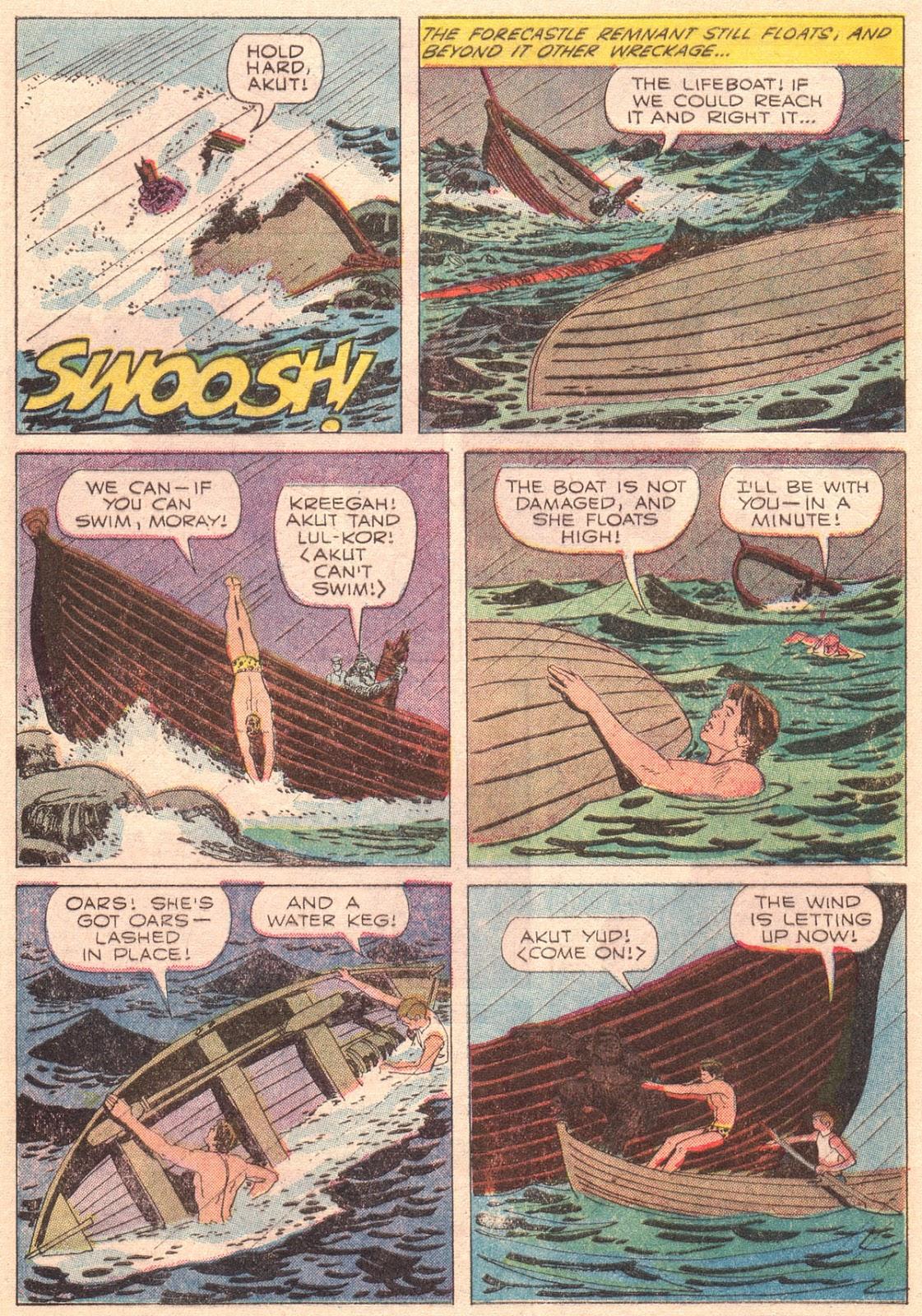 Korak, Son of Tarzan (1964) issue 35 - Page 8
