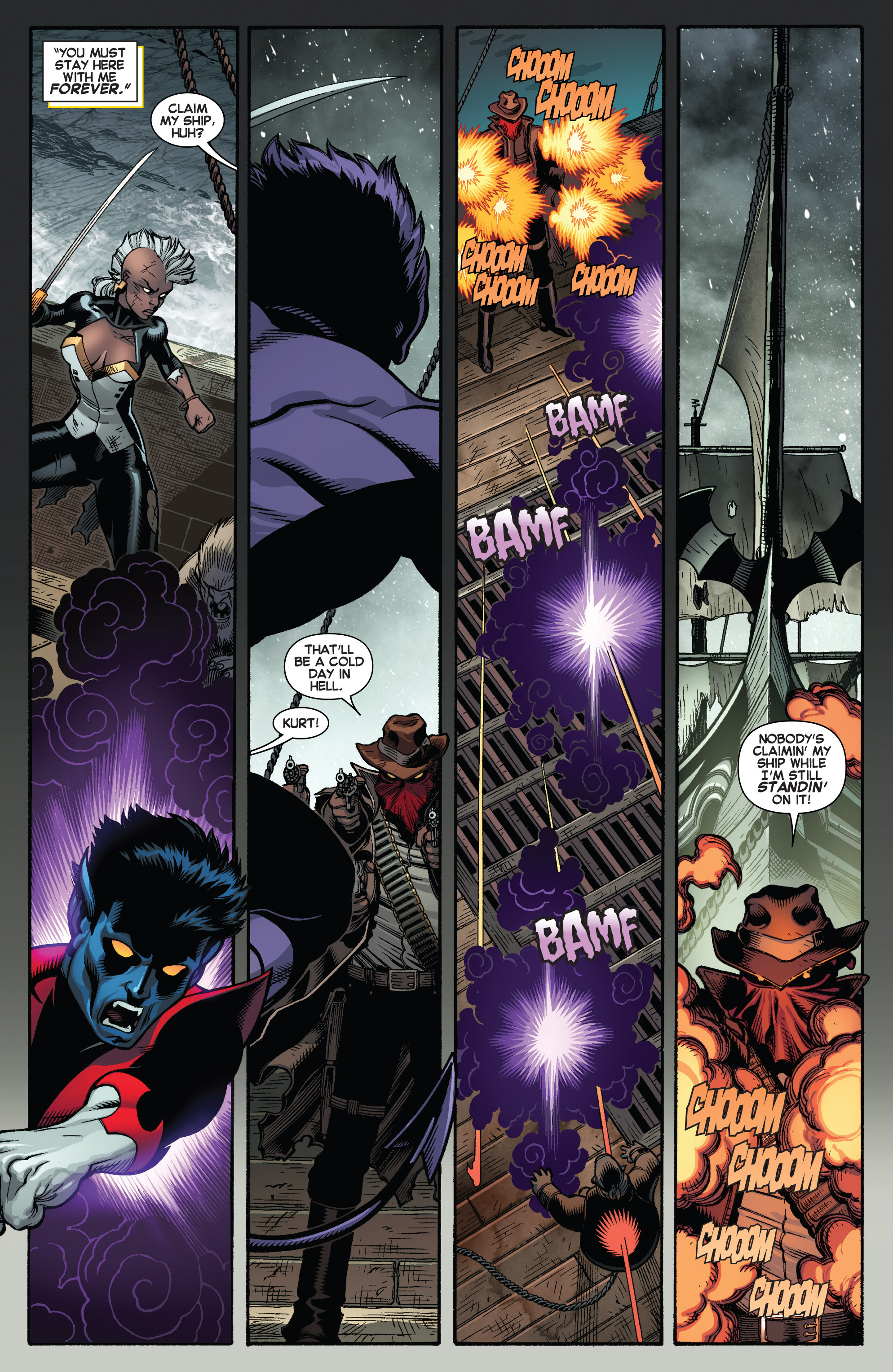 Read online Amazing X-Men (2014) comic -  Issue #3 - 19