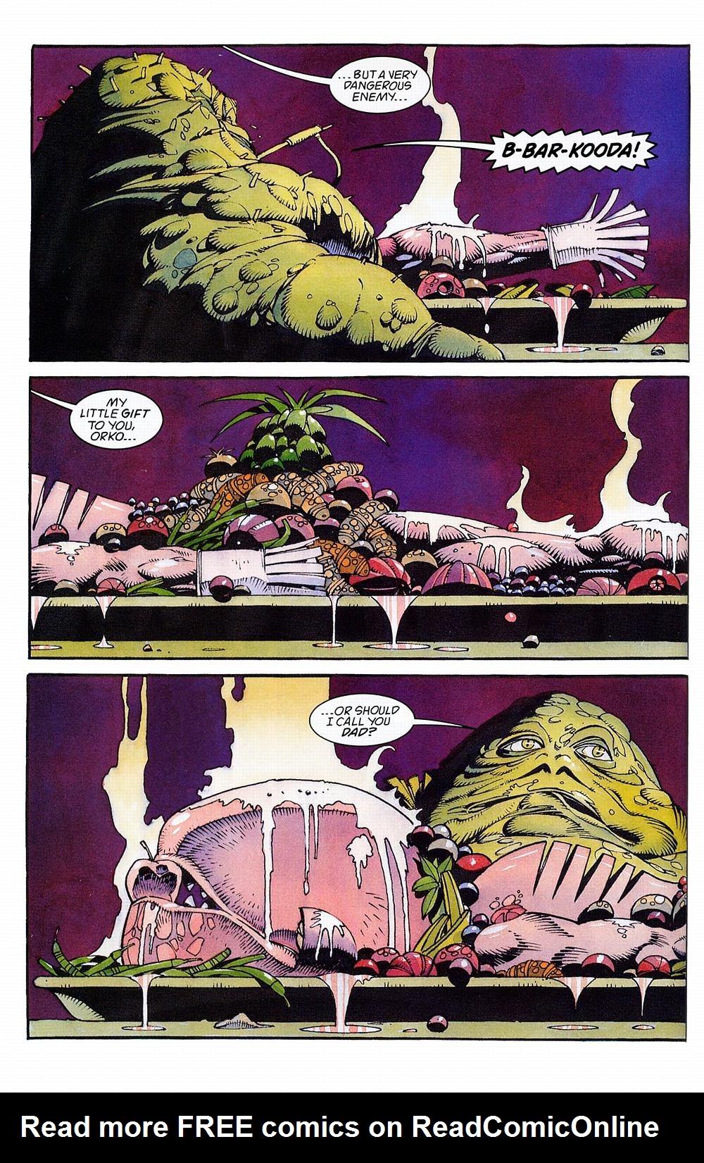 Read online Star Wars Omnibus comic -  Issue # Vol. 12 - 376