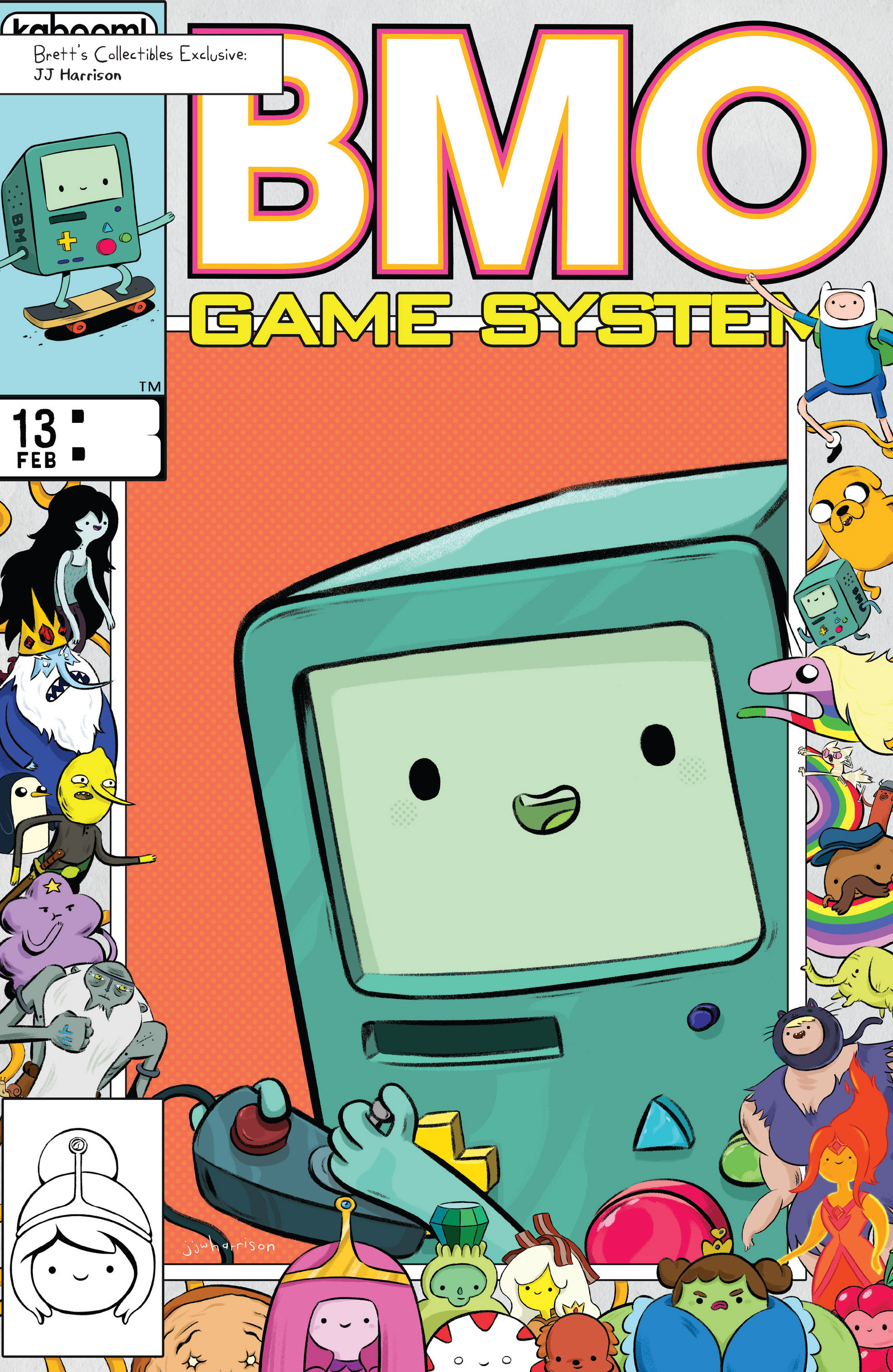 Read online Adventure Time comic -  Issue #Adventure Time _TPB 3 - 108