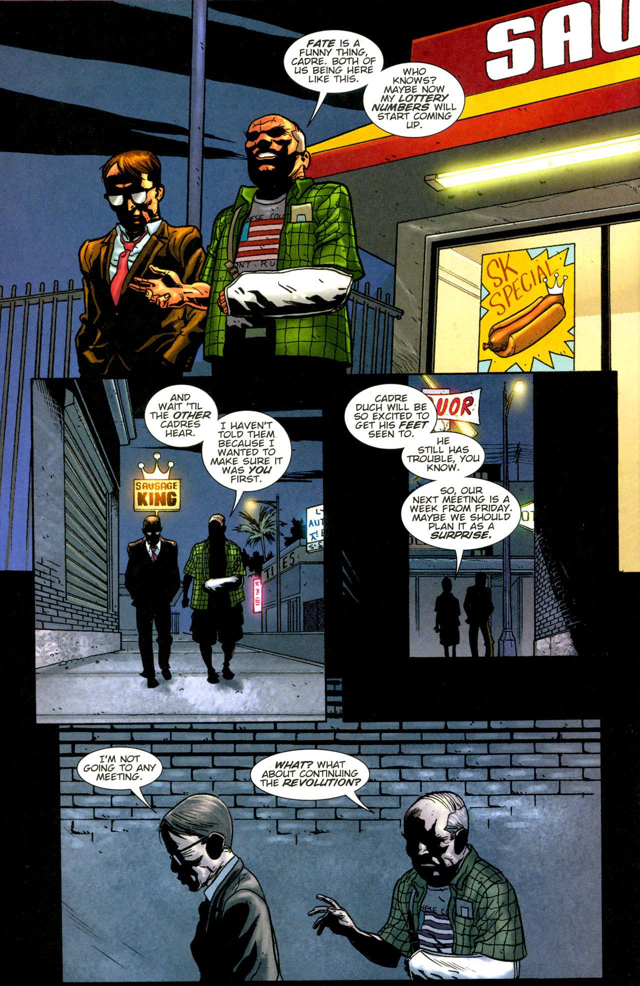 Read online The Exterminators comic -  Issue #12 - 20