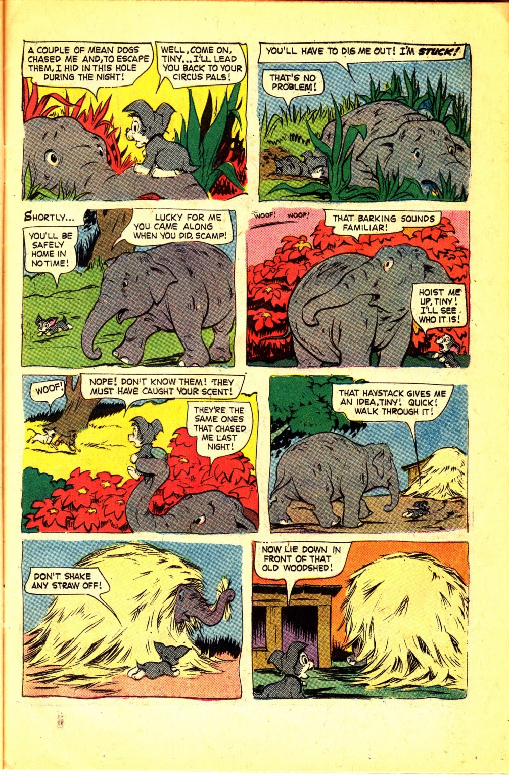 Scamp (1967) issue 6 - Page 11