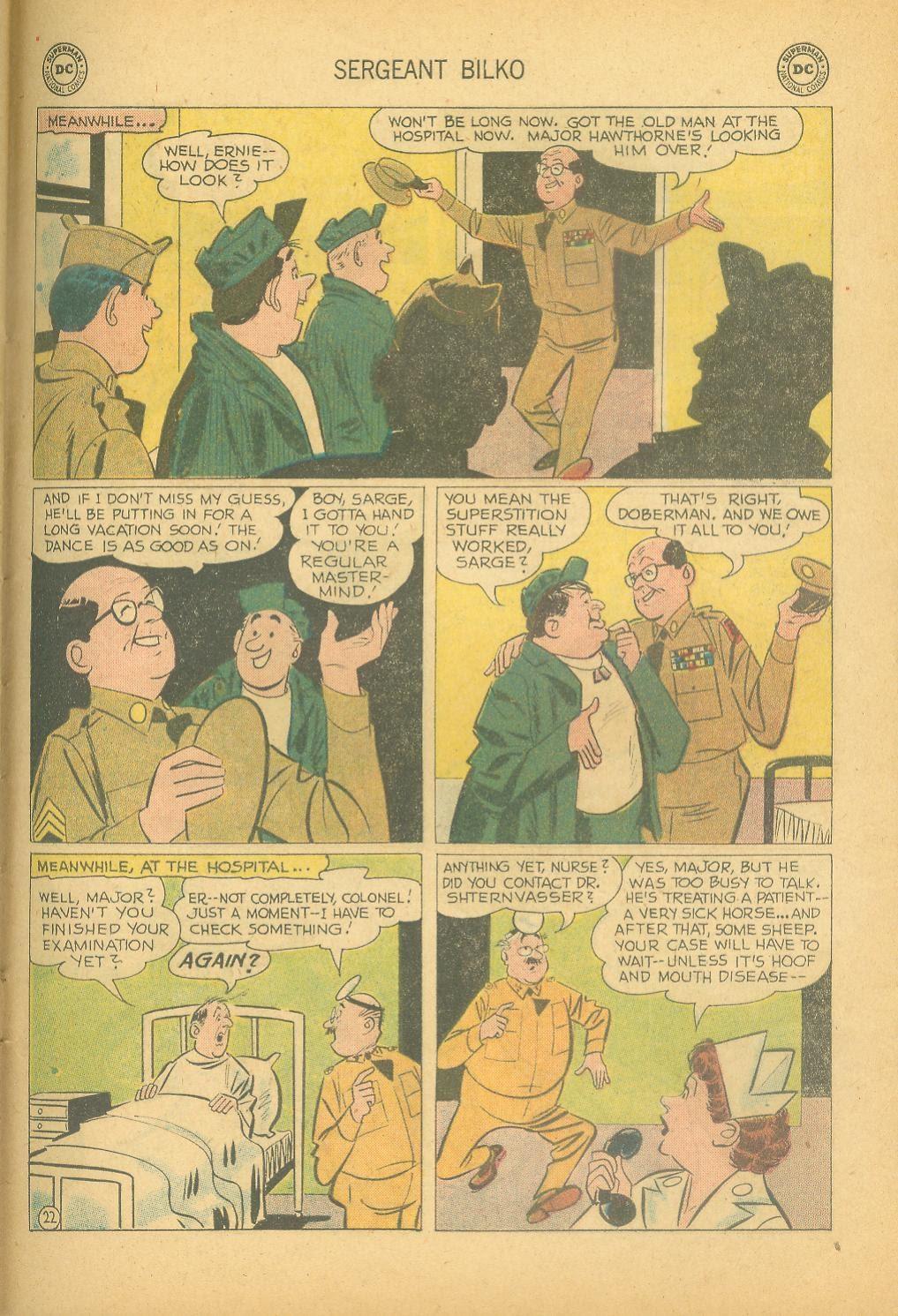 Sergeant Bilko issue 8 - Page 29