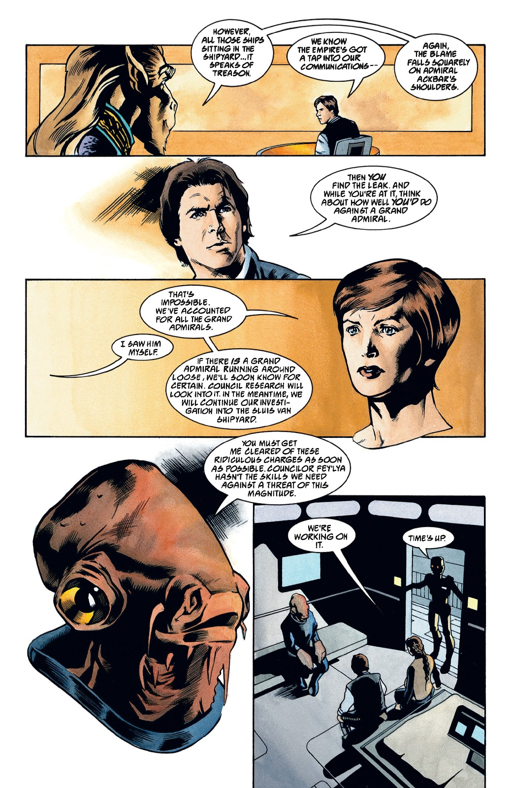 Read online Star Wars Legends: The New Republic - Epic Collection comic -  Issue # TPB 4 (Part 2) - 61