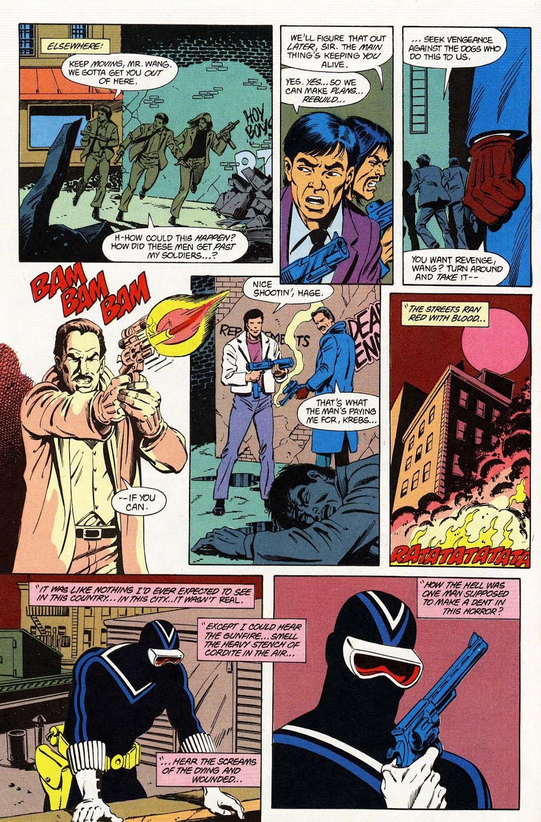 Vigilante (1983) issue 31 - Page 22