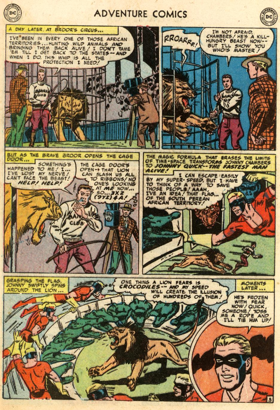Read online Adventure Comics (1938) comic -  Issue #170 - 26