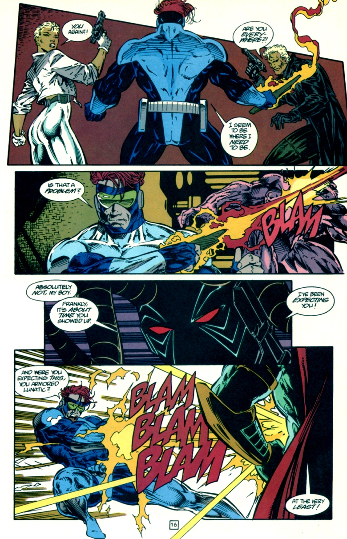 Read online Gunfire comic -  Issue #12 - 20