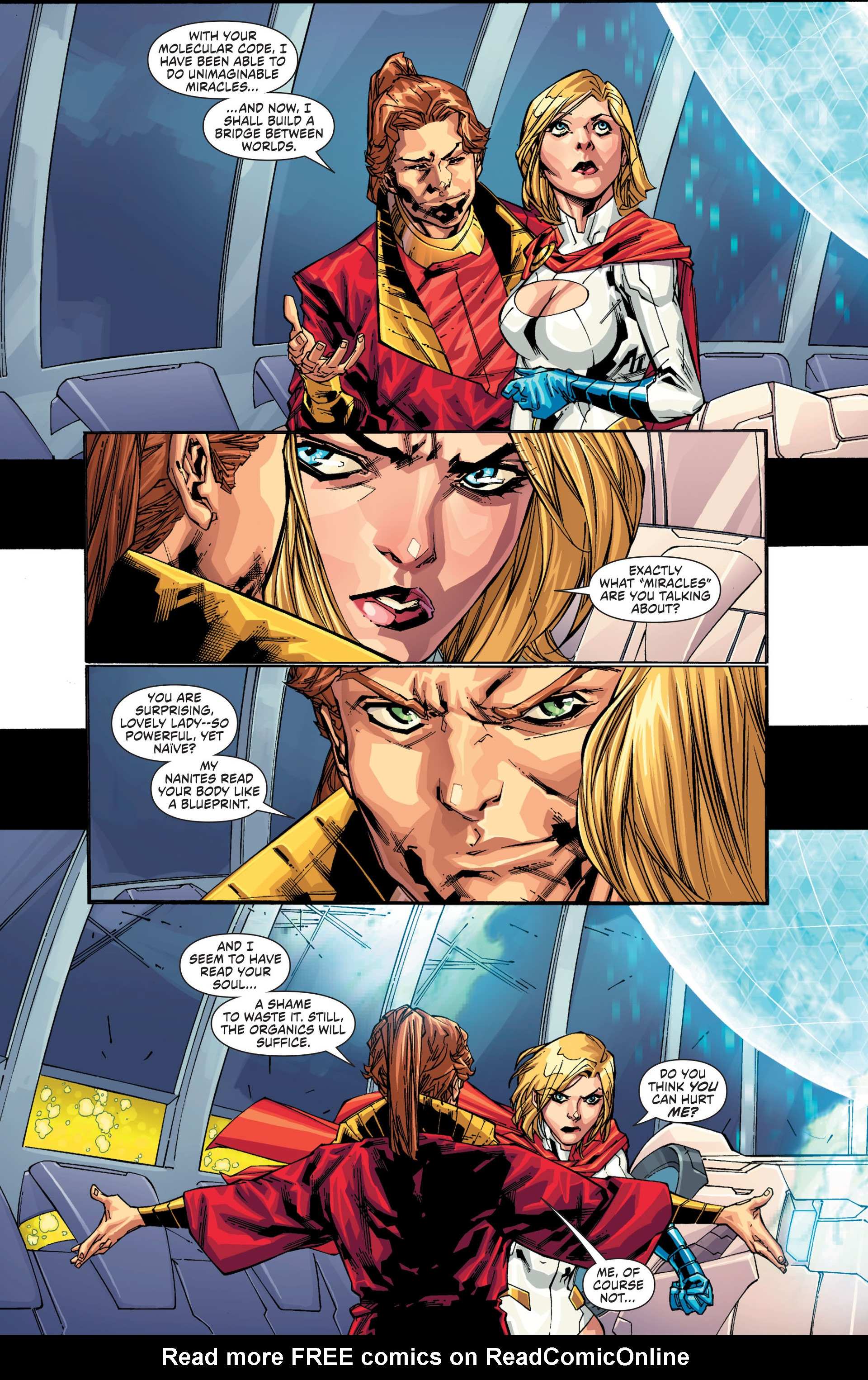Read online Worlds' Finest comic -  Issue #20 - 19