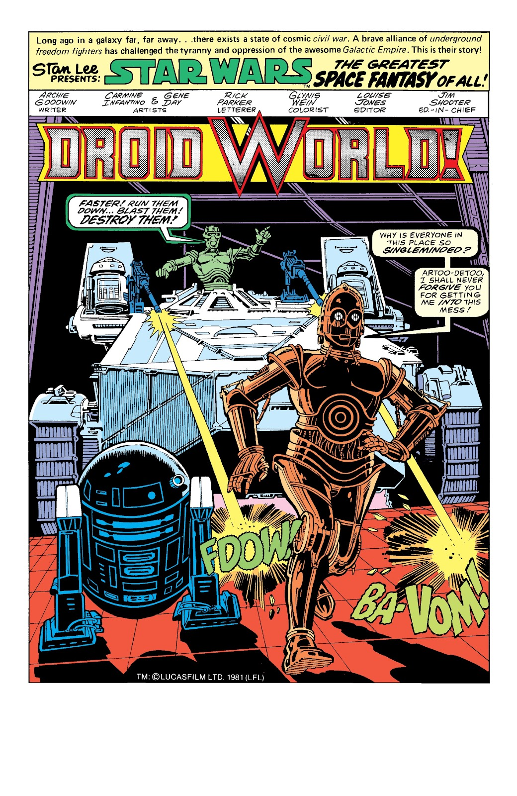 Read online Star Wars Legends: The Original Marvel Years - Epic Collection comic -  Issue # TPB 3 (Part 2) - 60