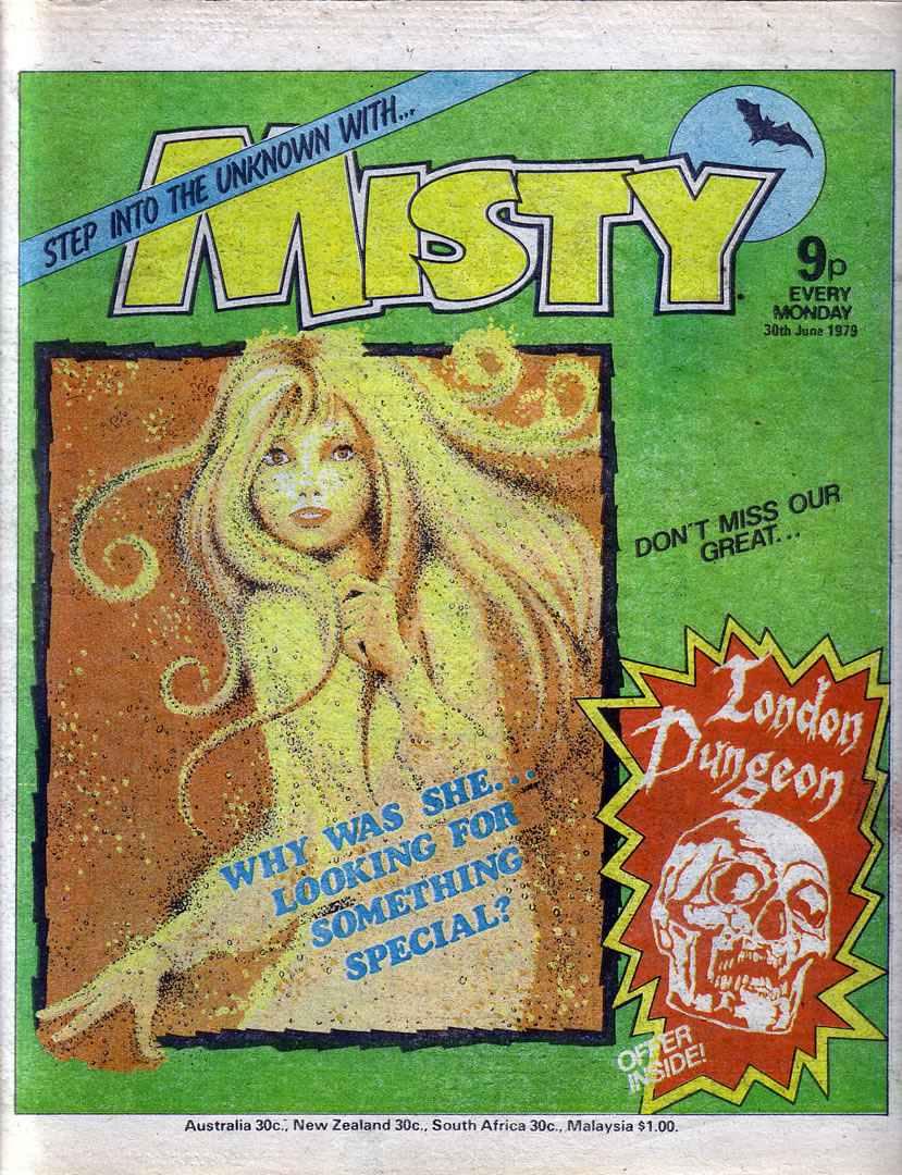 Misty (1978) 73 Page 1