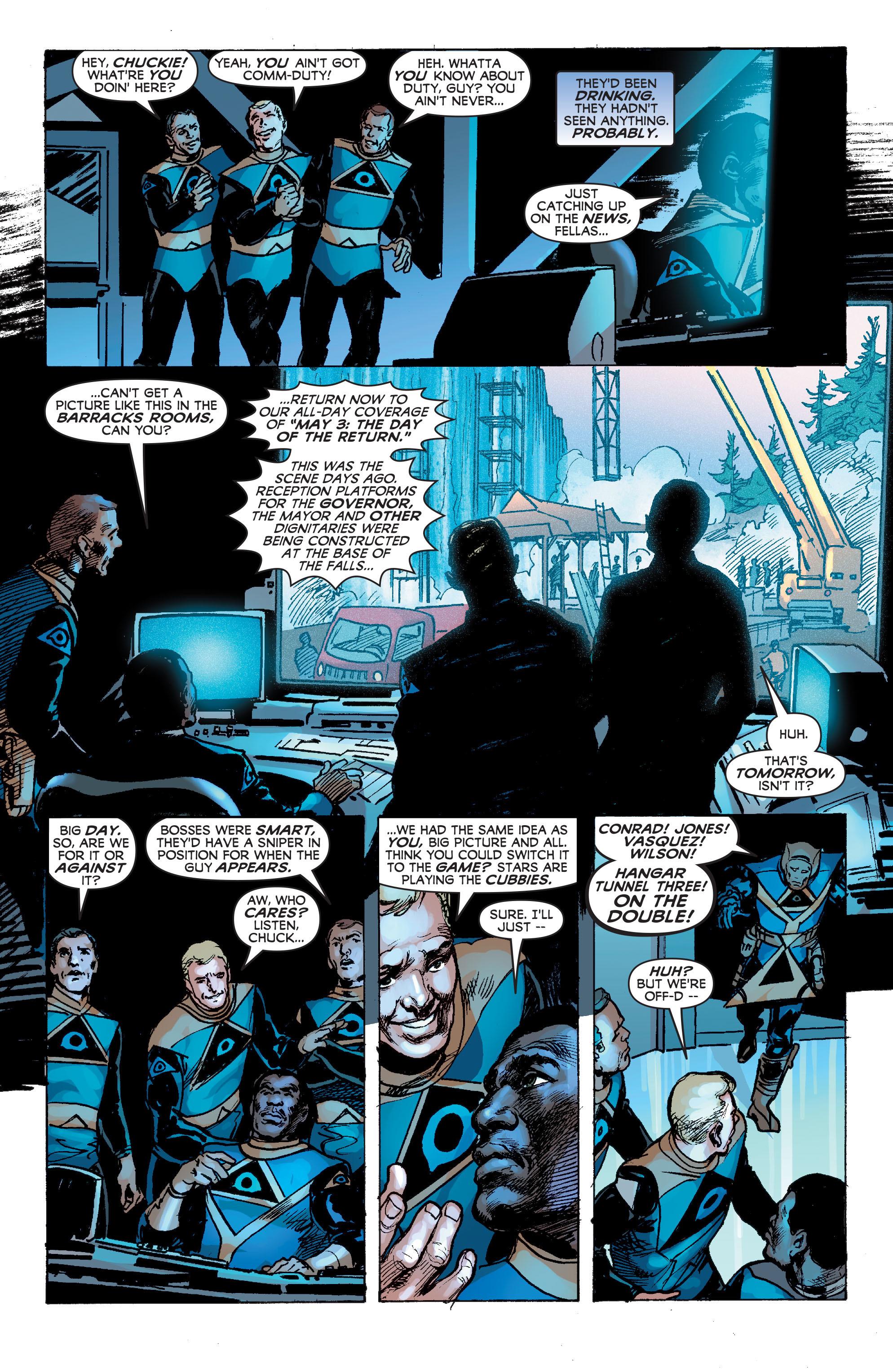 Read online Astro City: Dark Age/Book Three comic -  Issue #3 - 12