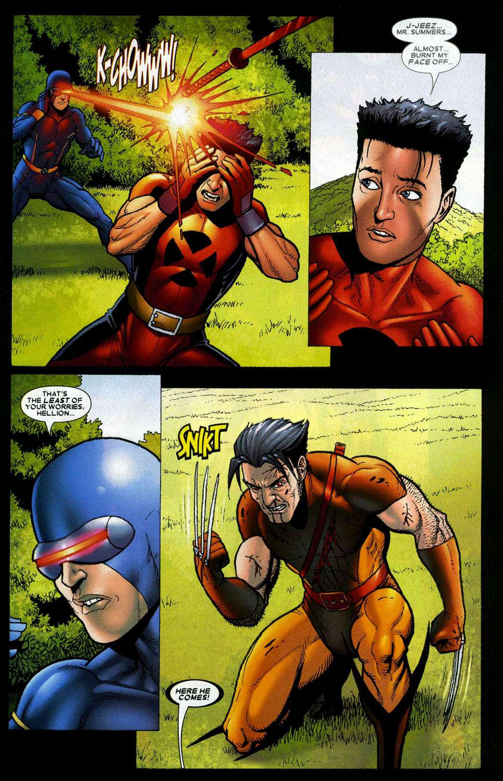 Read online Wolverine: Origins comic -  Issue #5 - 4