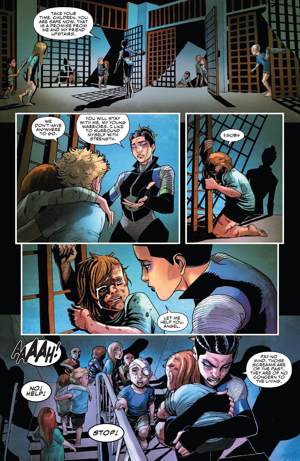 Read online Black Widow (2019) comic -  Issue #4 - 12
