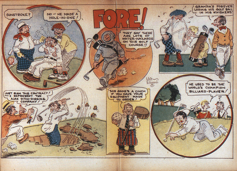 Read online Adventure Comics (1938) comic -  Issue #7 - 35