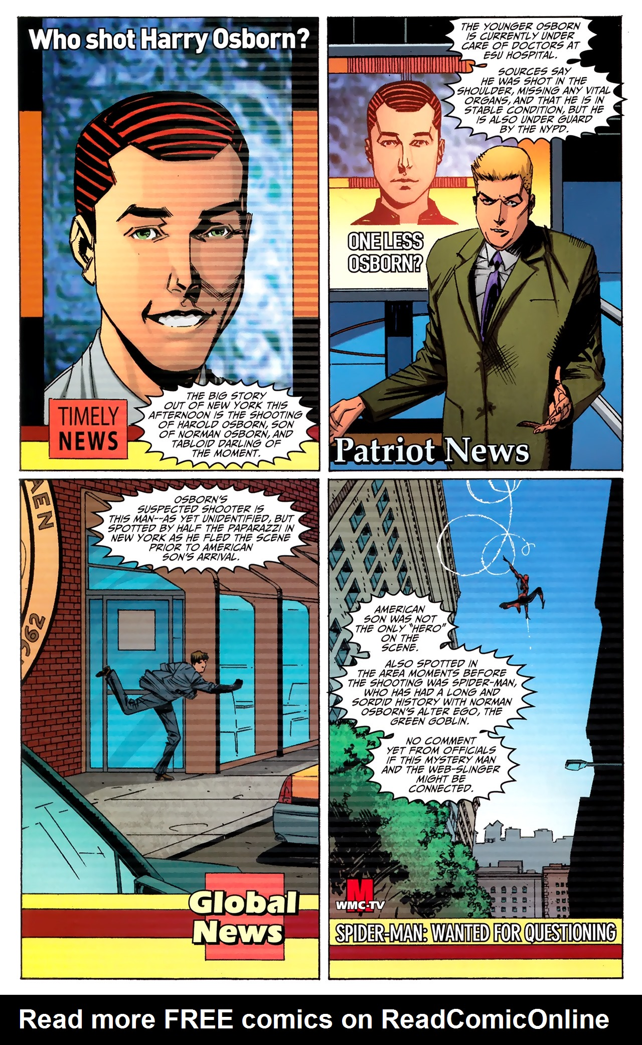 Read online Amazing Spider-Man Presents: American Son comic -  Issue #2 - 8