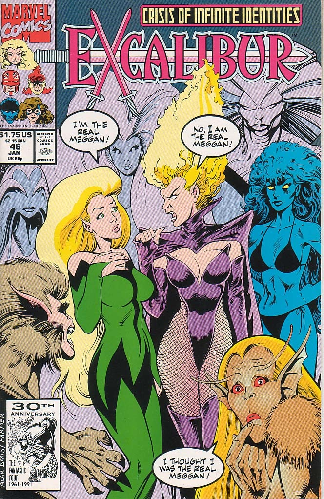 Excalibur (1988) issue 46 - Page 1