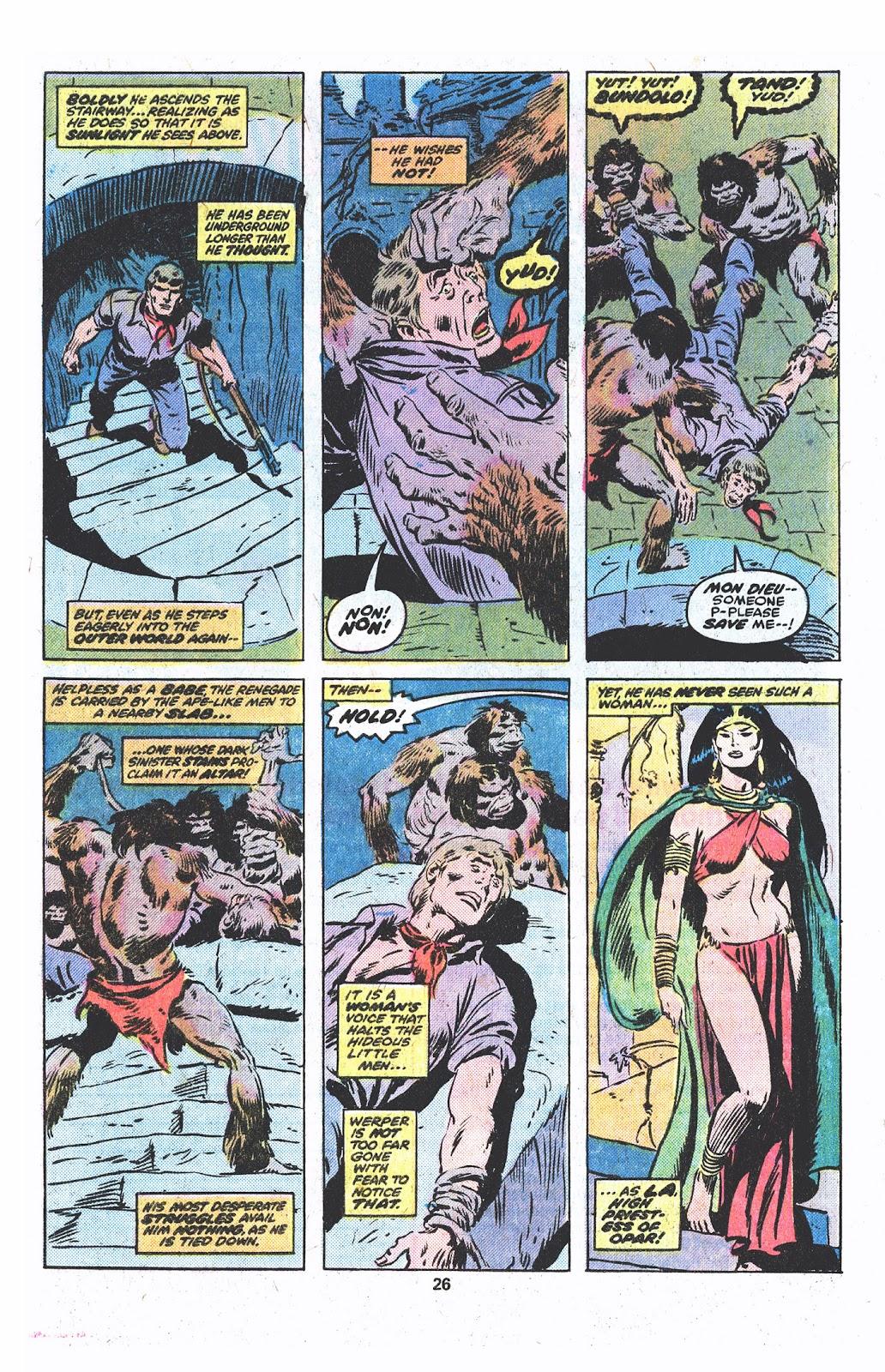 Tarzan (1977) issue 3 - Page 14