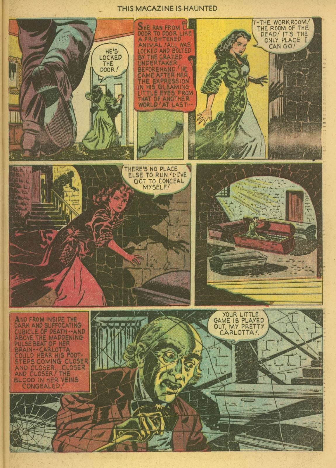 Read online This Magazine Is Haunted comic -  Issue #1 - 33