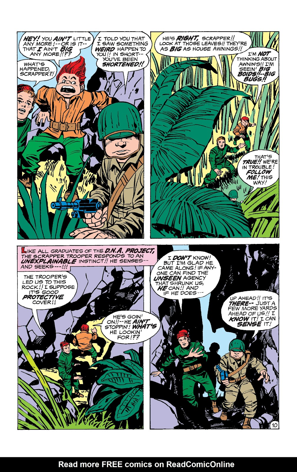 Read online Superman's Pal, Jimmy Olsen by Jack Kirby comic -  Issue # TPB (Part 3) - 72