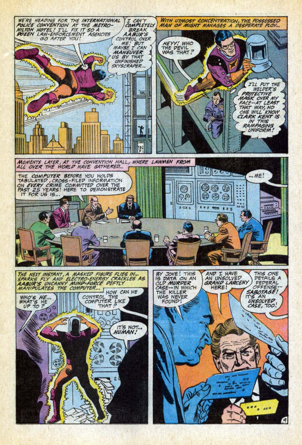 Read online Action Comics (1938) comic -  Issue #384 - 13