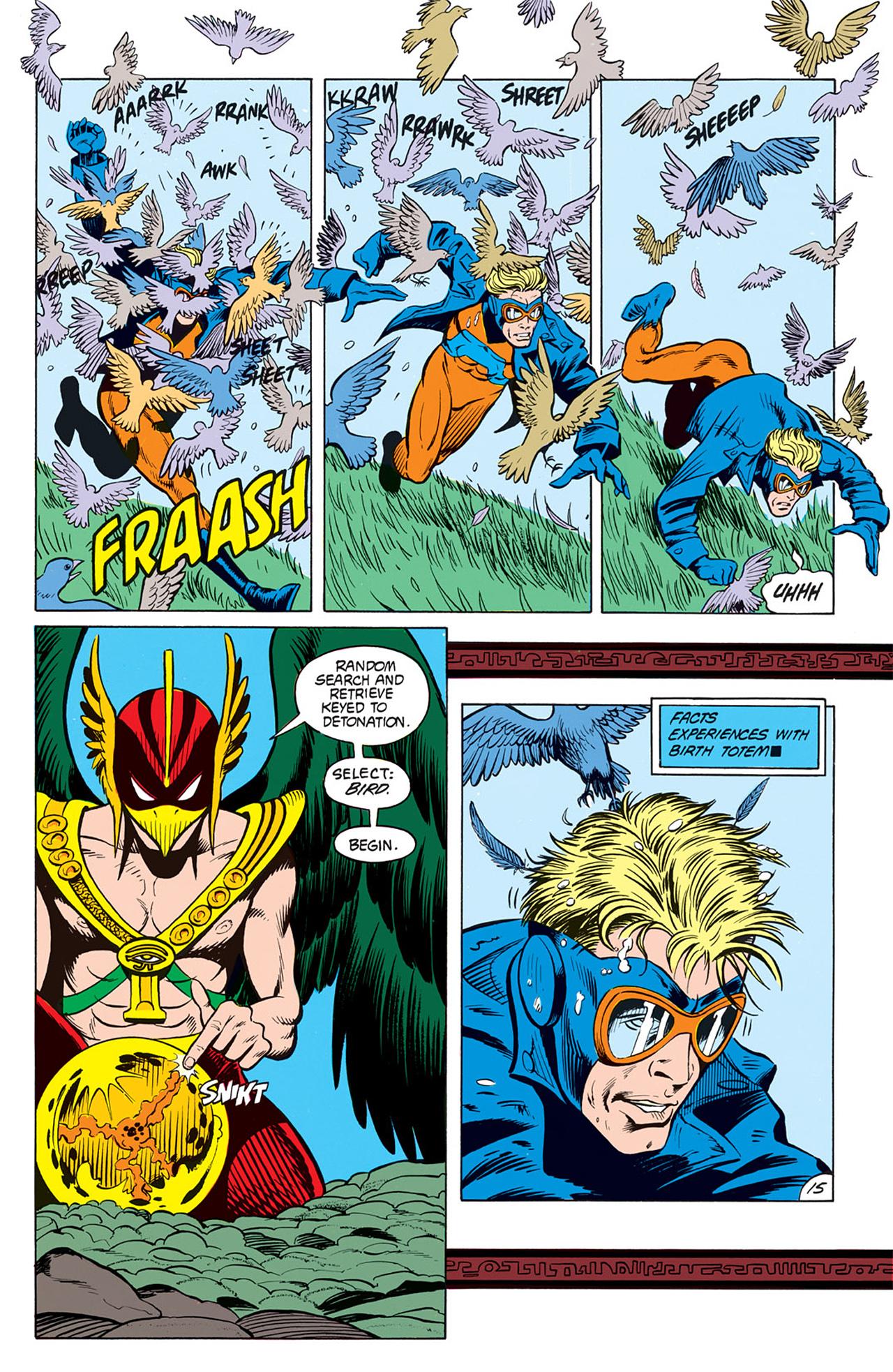 Read online Animal Man (1988) comic -  Issue #6 - 17