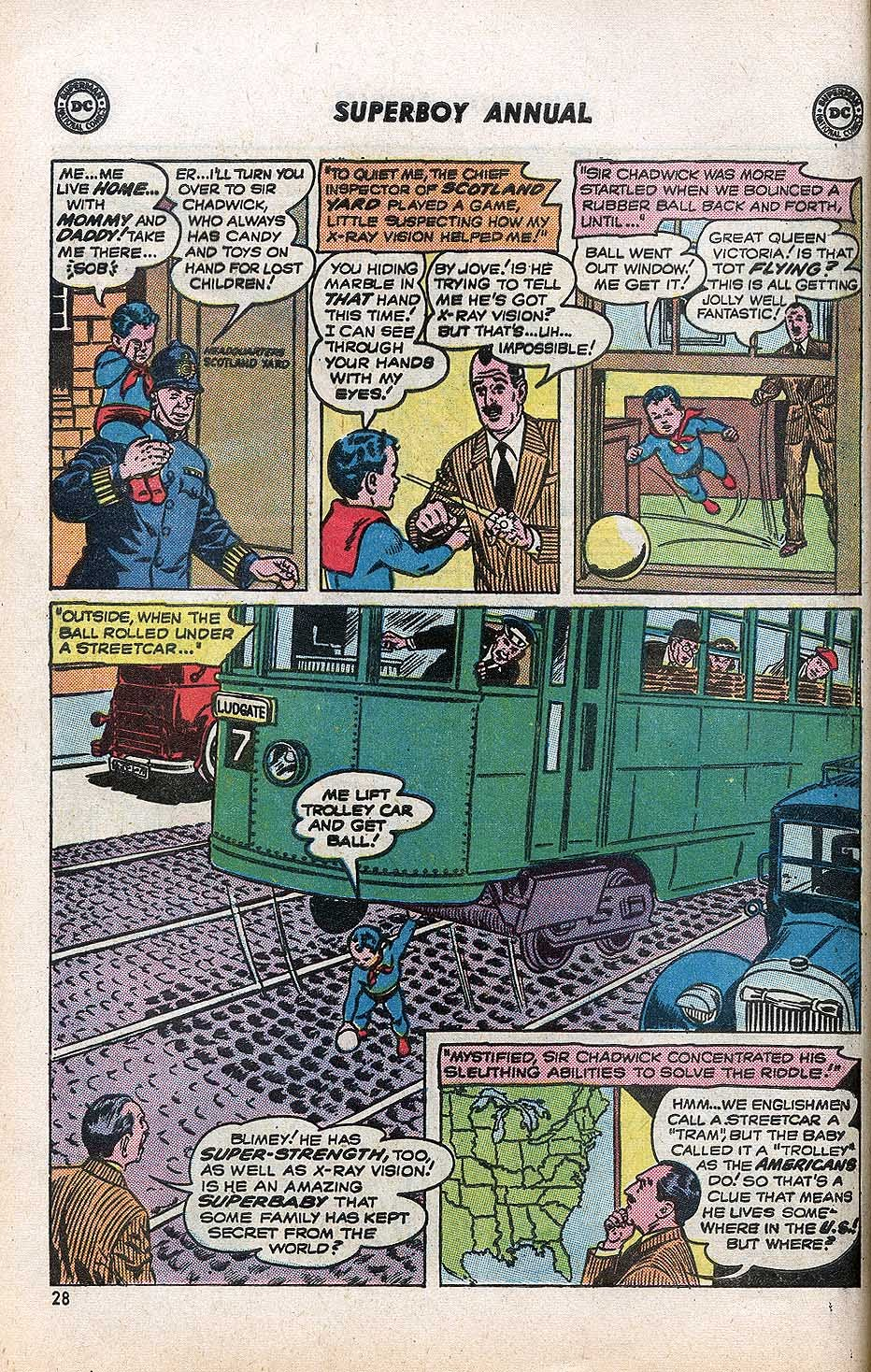 Superboy (1949) issue Annual 1 - Page 30