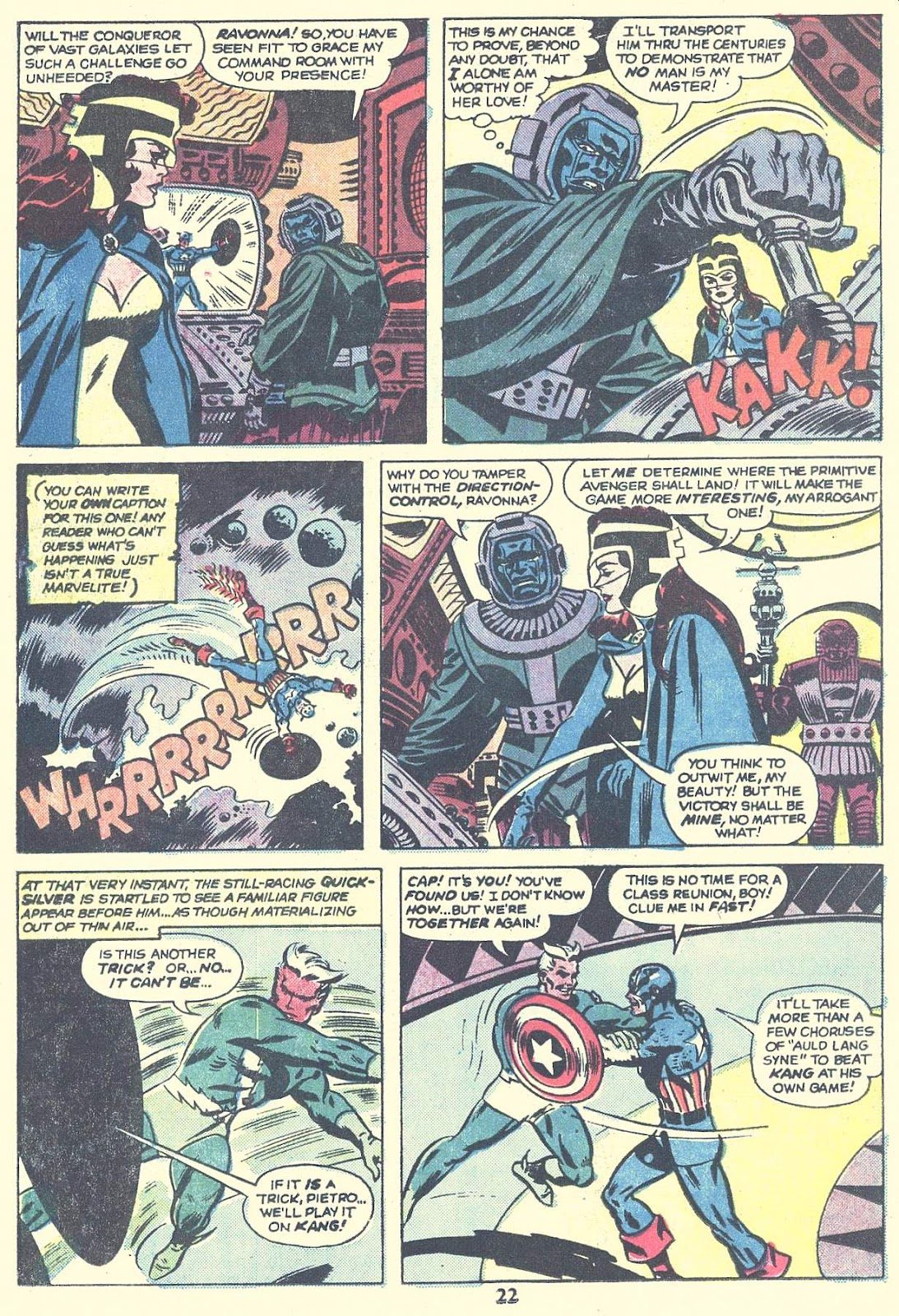 Marvel Triple Action (1972) issue 17 - Page 23