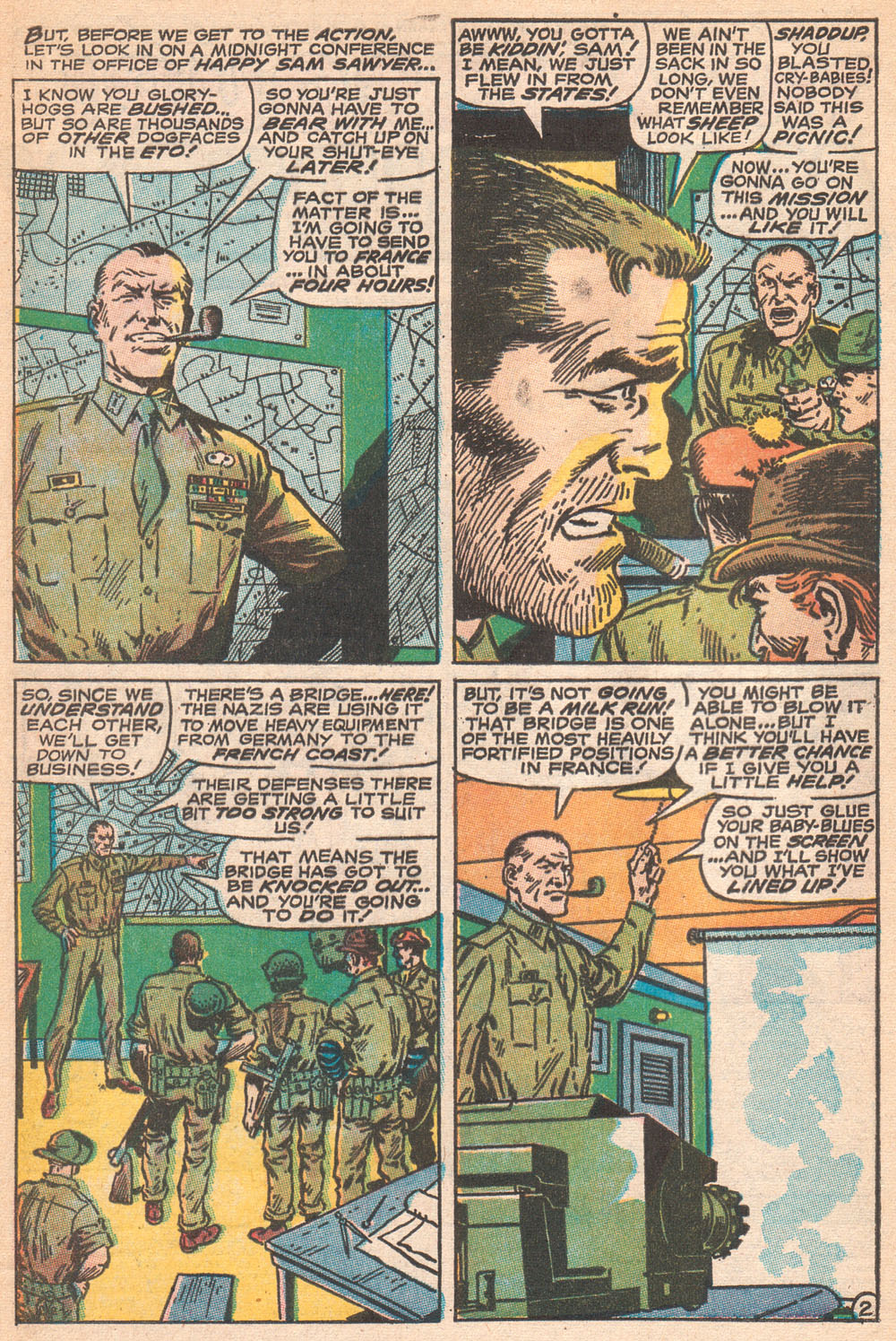 Read online Sgt. Fury comic -  Issue #70 - 4