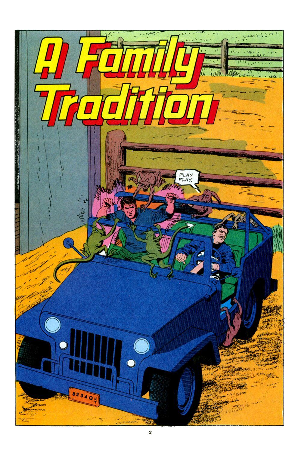 Read online Powerline comic -  Issue #6 - 4