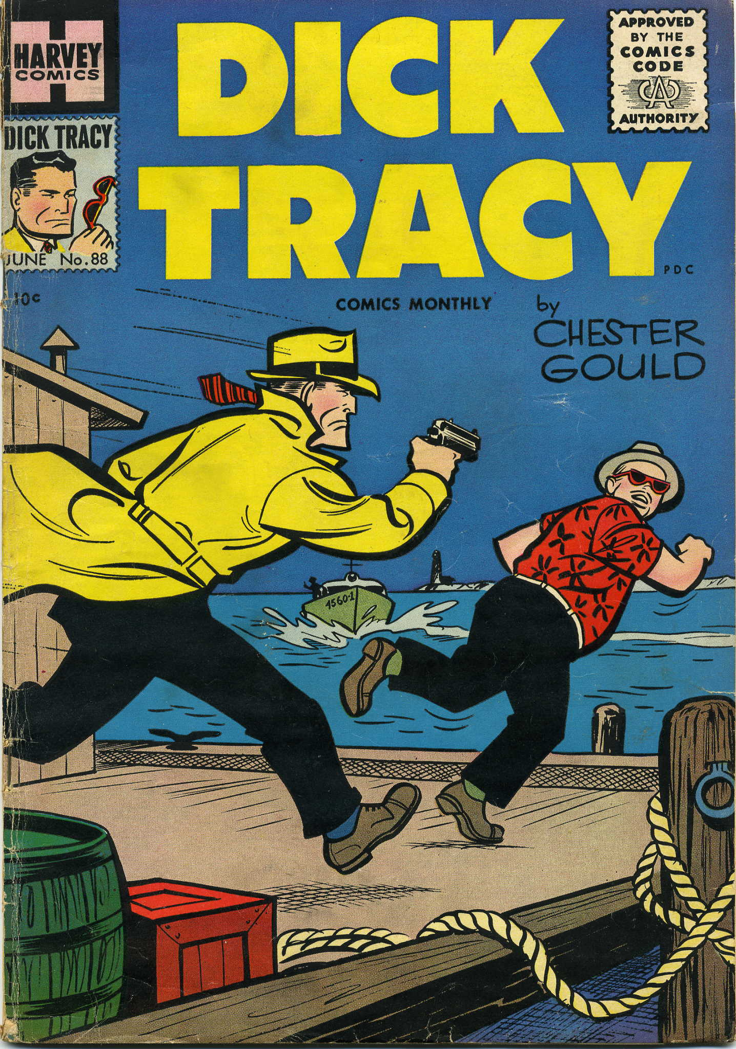 Dick Tracy (1950) 88 Page 1
