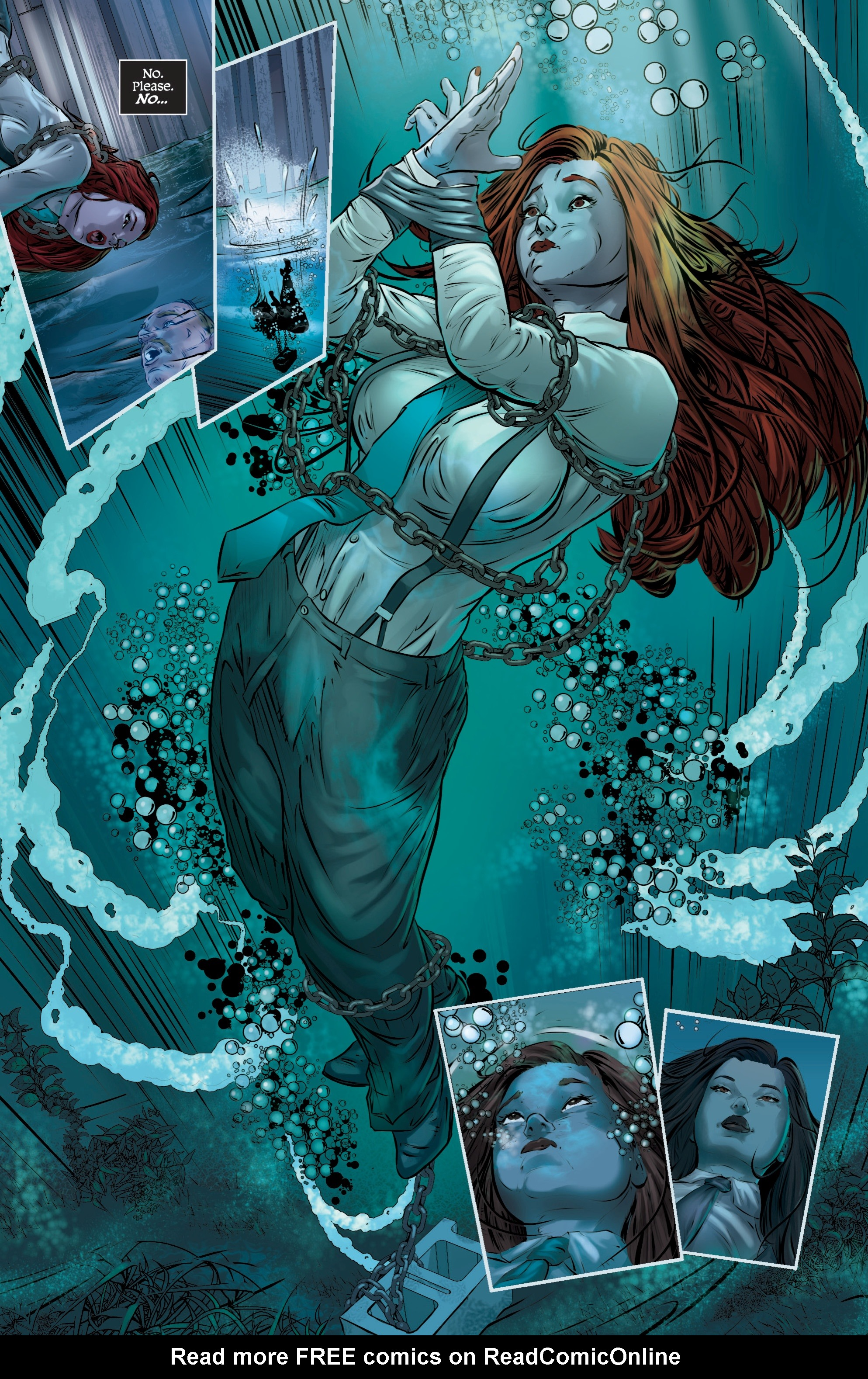 Read online Grimm Fairy Tales presents Death comic -  Issue # Full - 22
