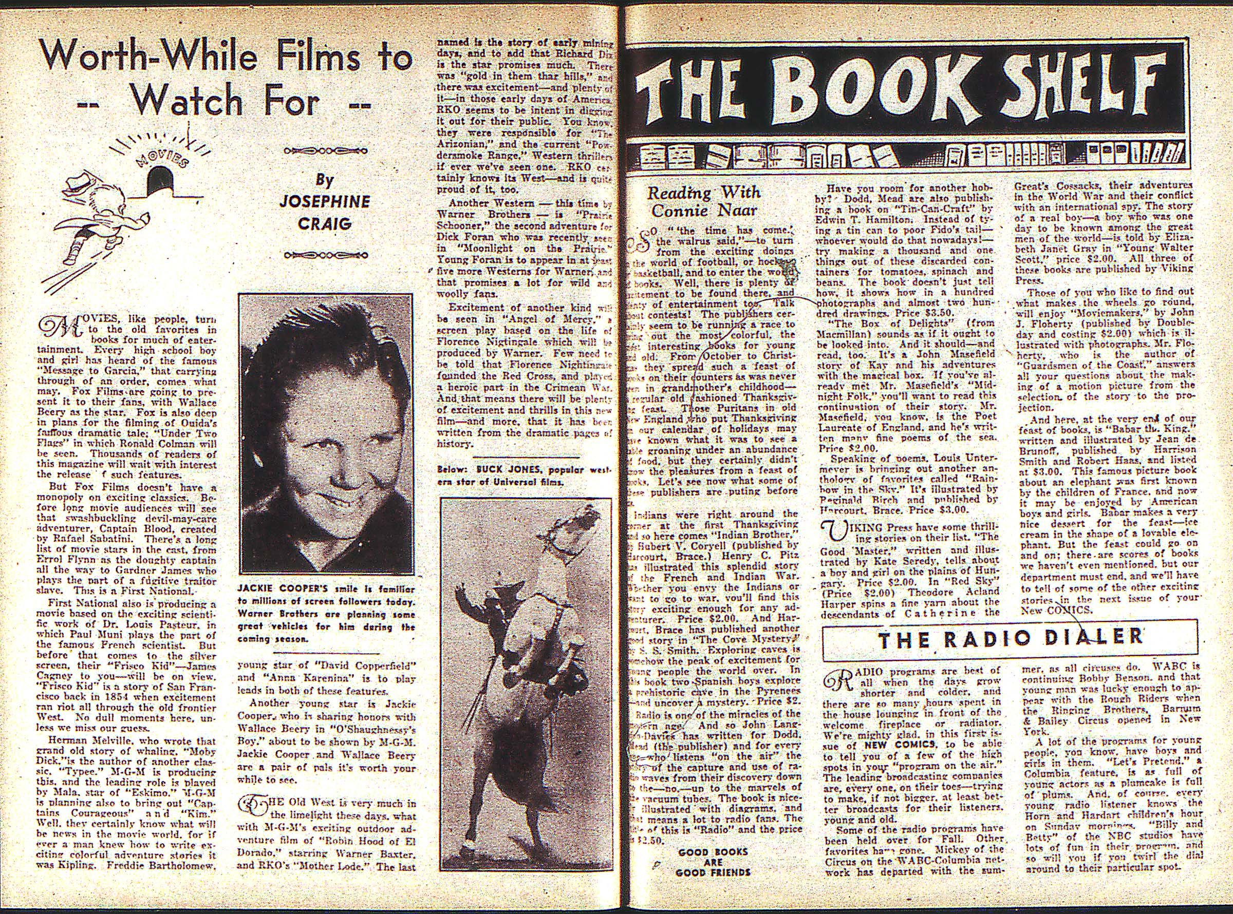 Read online Adventure Comics (1938) comic -  Issue #1 - 31