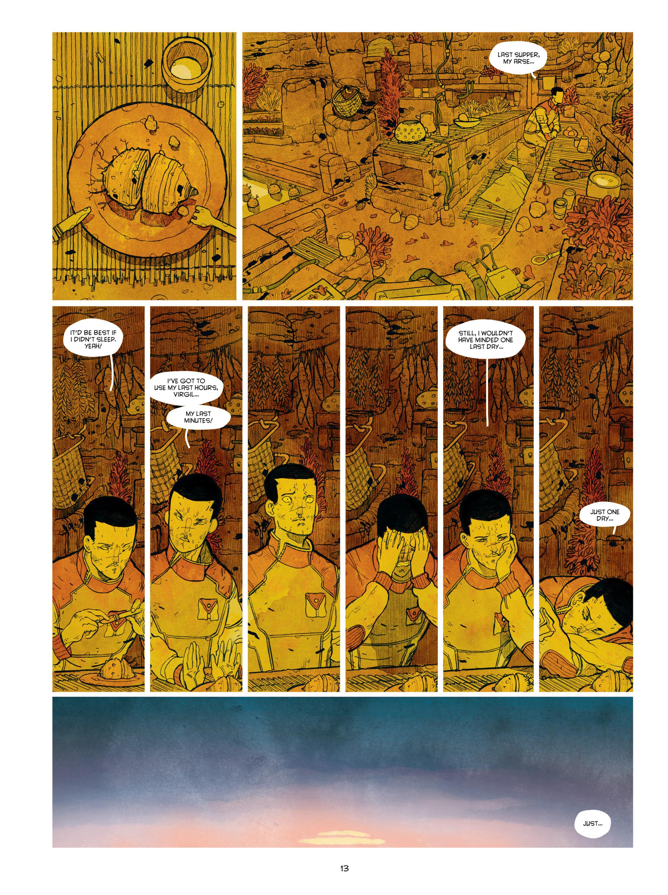 Read online Shangri-La comic -  Issue # Full - 15