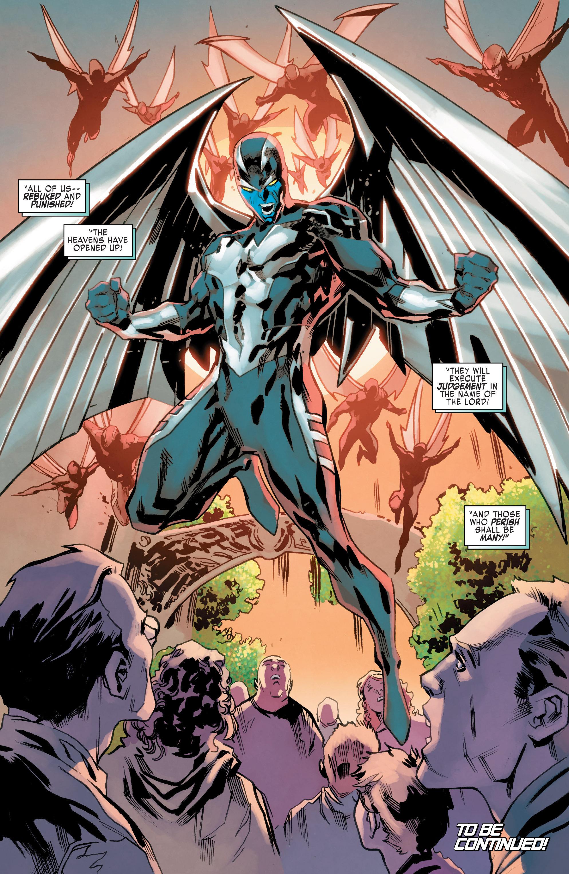 Read online Uncanny X-Men (2016) comic -  Issue #9 - 22