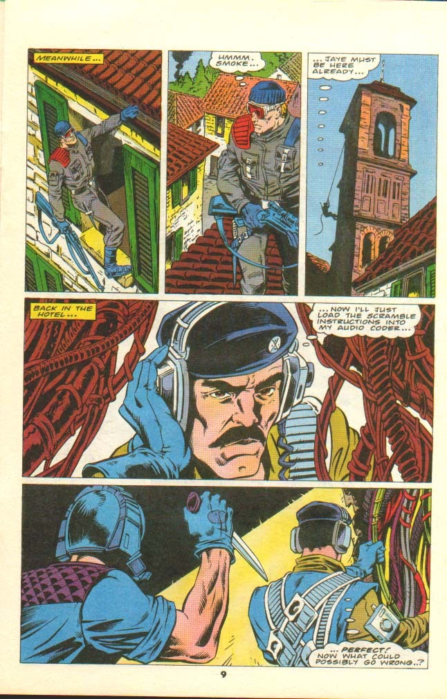 G.I. Joe European Missions issue 7 - Page 8