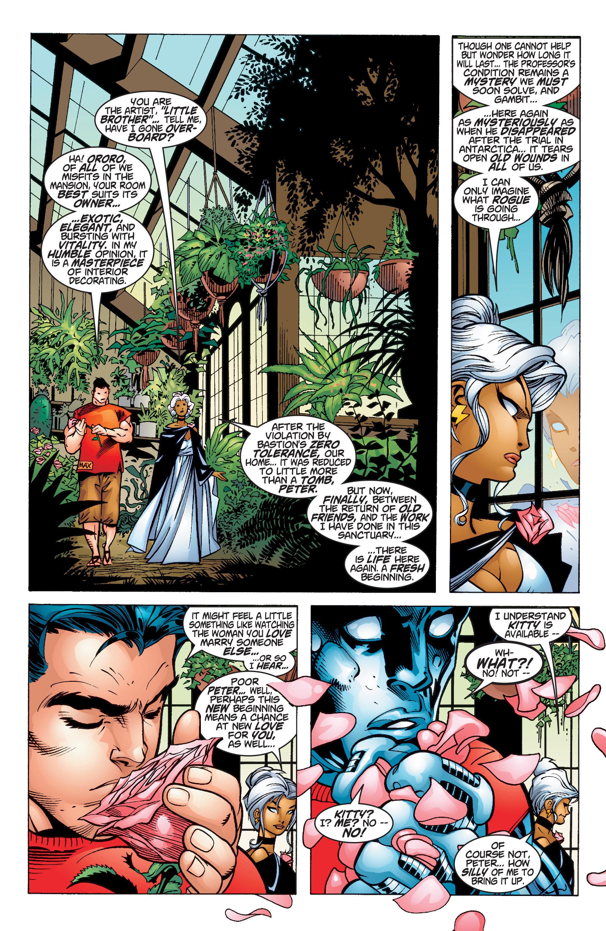 X-Men (1991) 81 Page 8