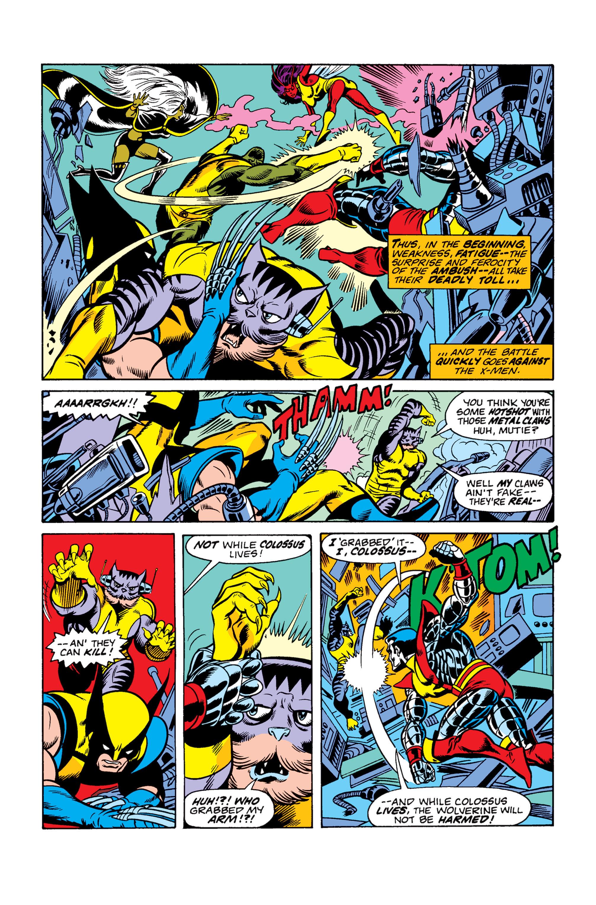 Uncanny X-Men (1963) 95 Page 11