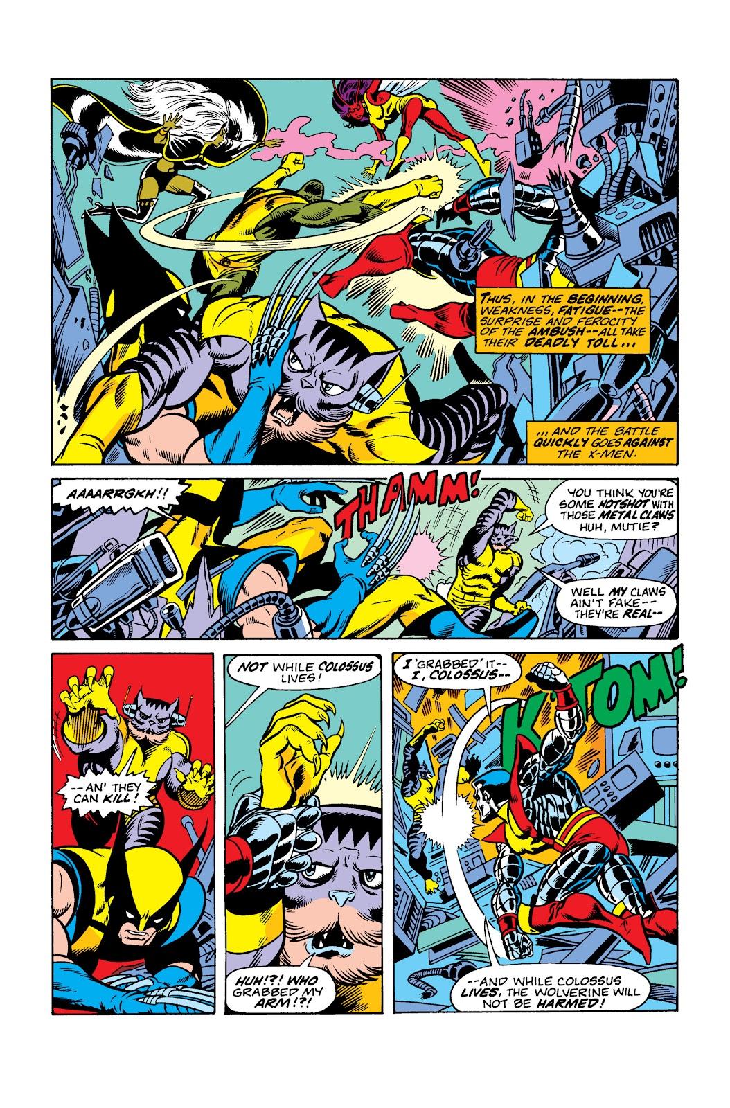 Uncanny X-Men (1963) issue 95 - Page 12
