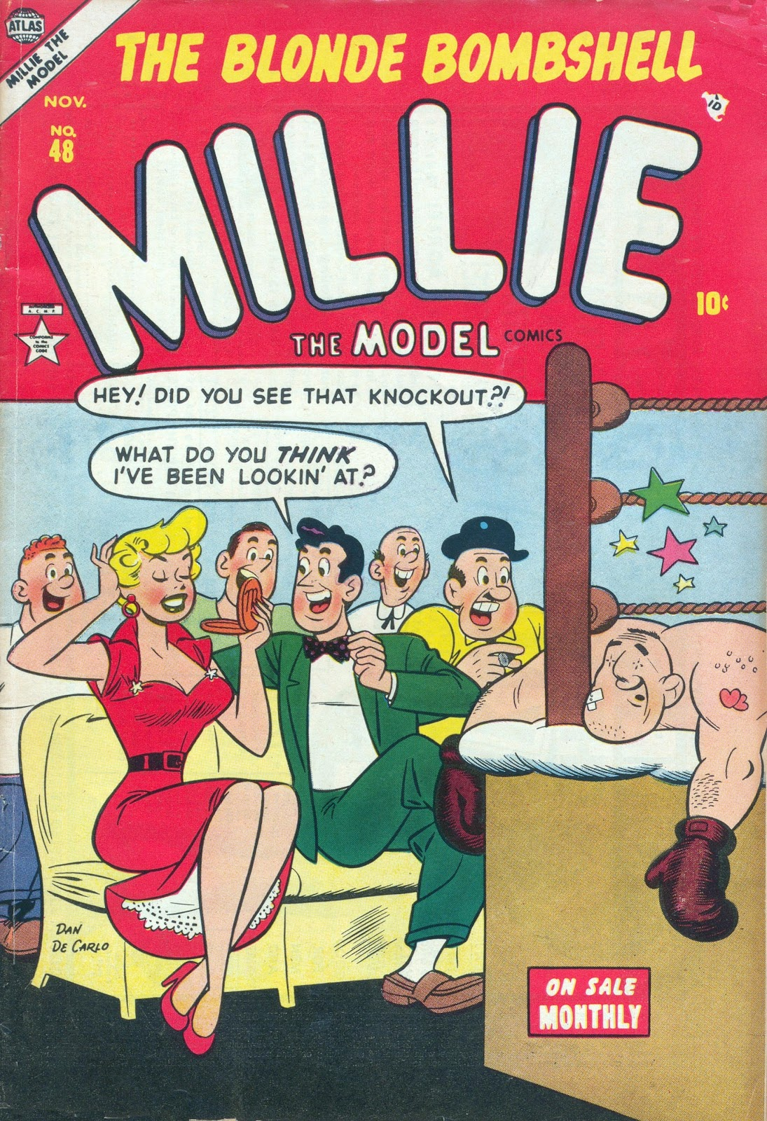 Millie the Model issue 48 - Page 1