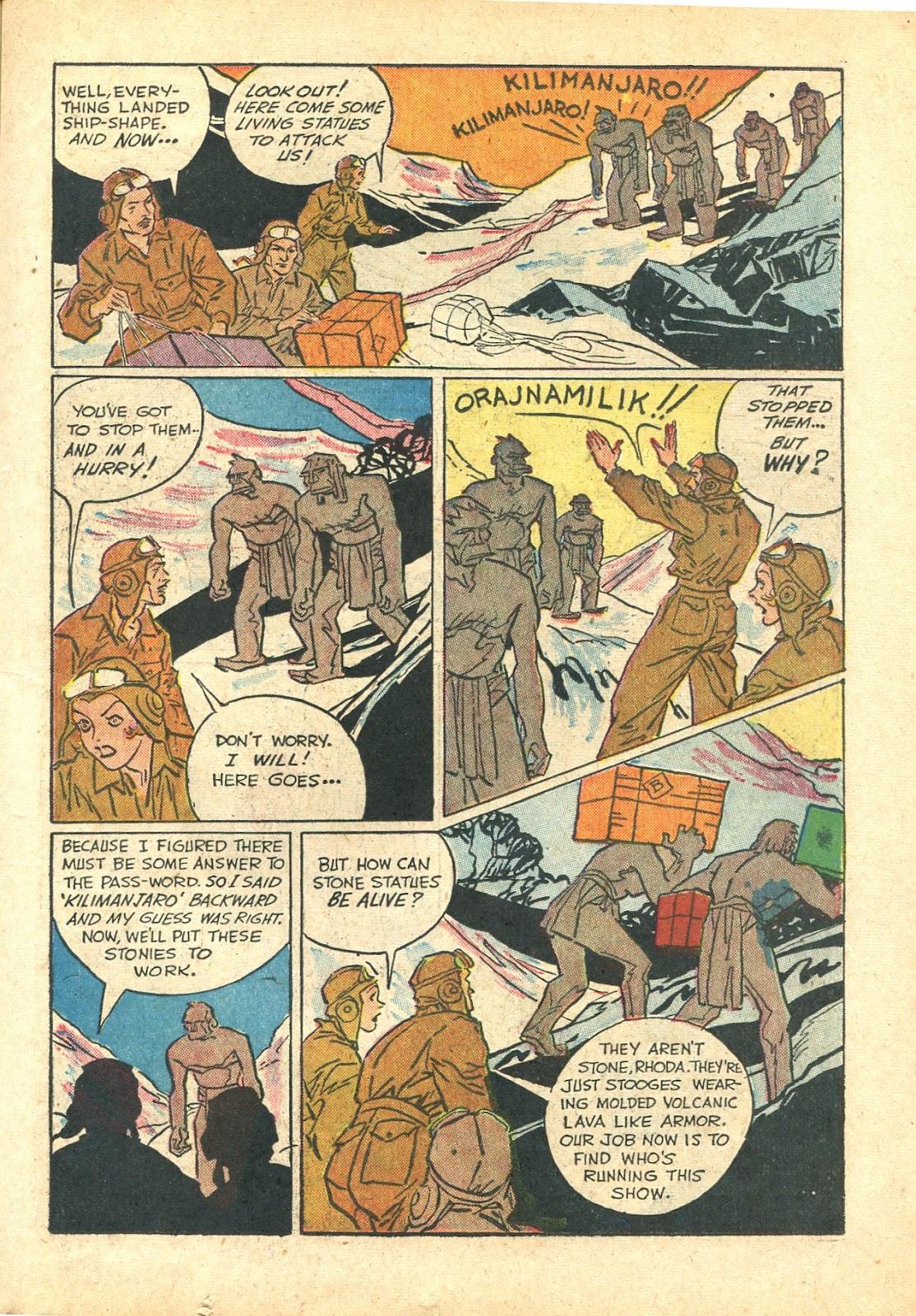 Read online Super-Magician Comics comic -  Issue #21 - 19