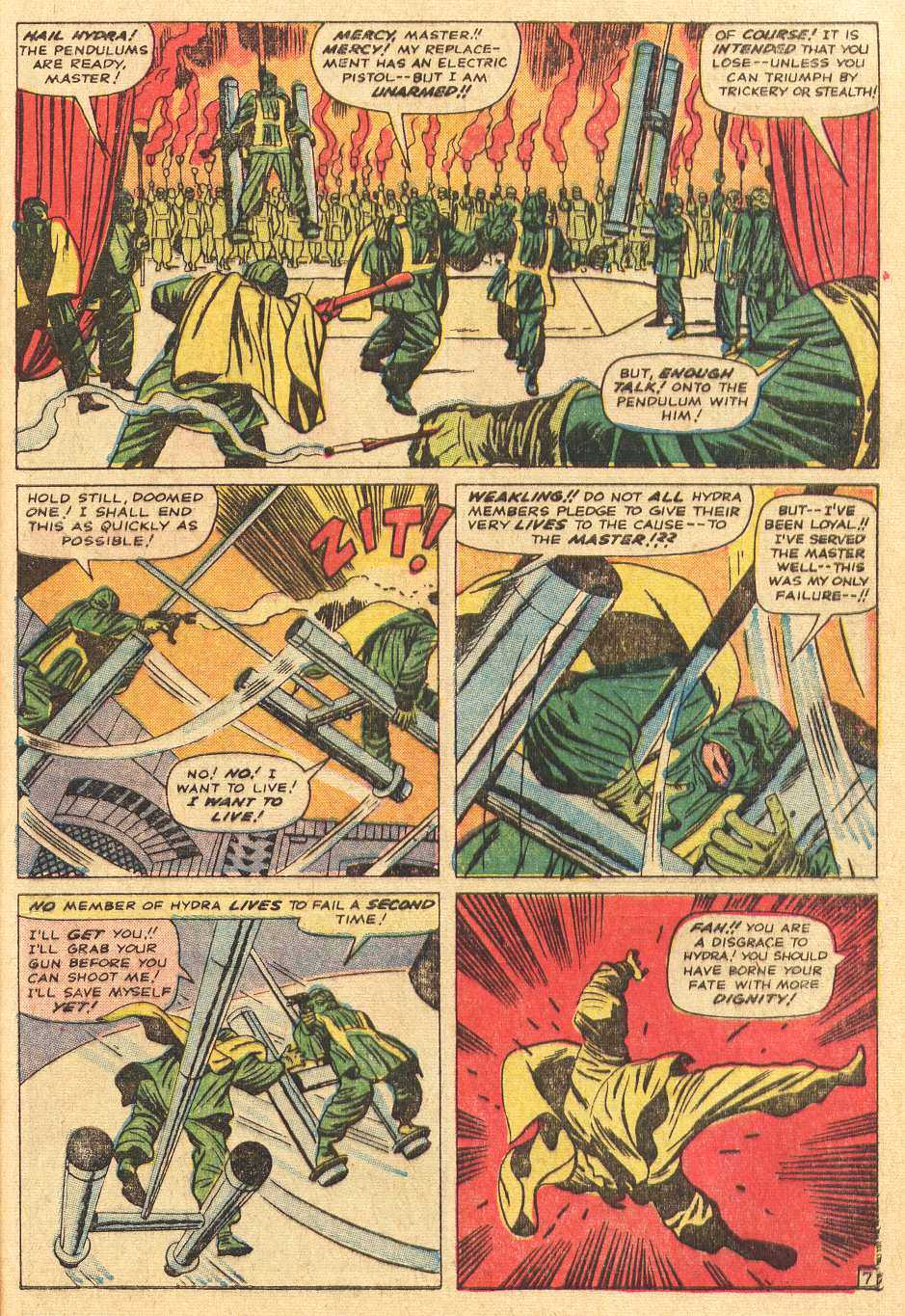 Read online Sgt. Fury comic -  Issue # _Special 2 - 33